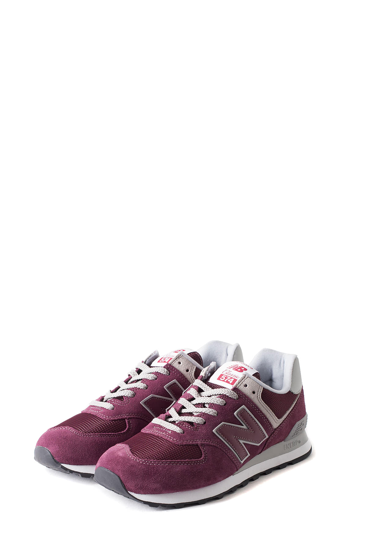 New Balance : ML574 (Burgundy)