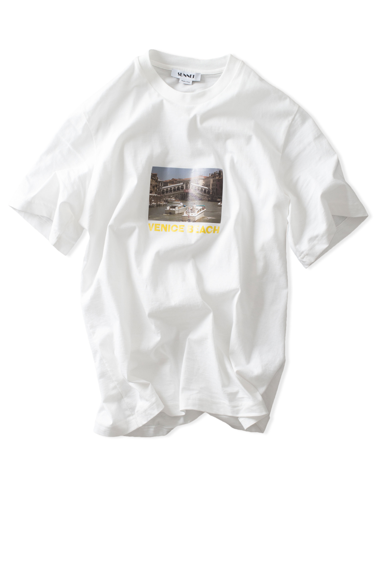 SUNNEI : T-Shirt Venice Beach (White)