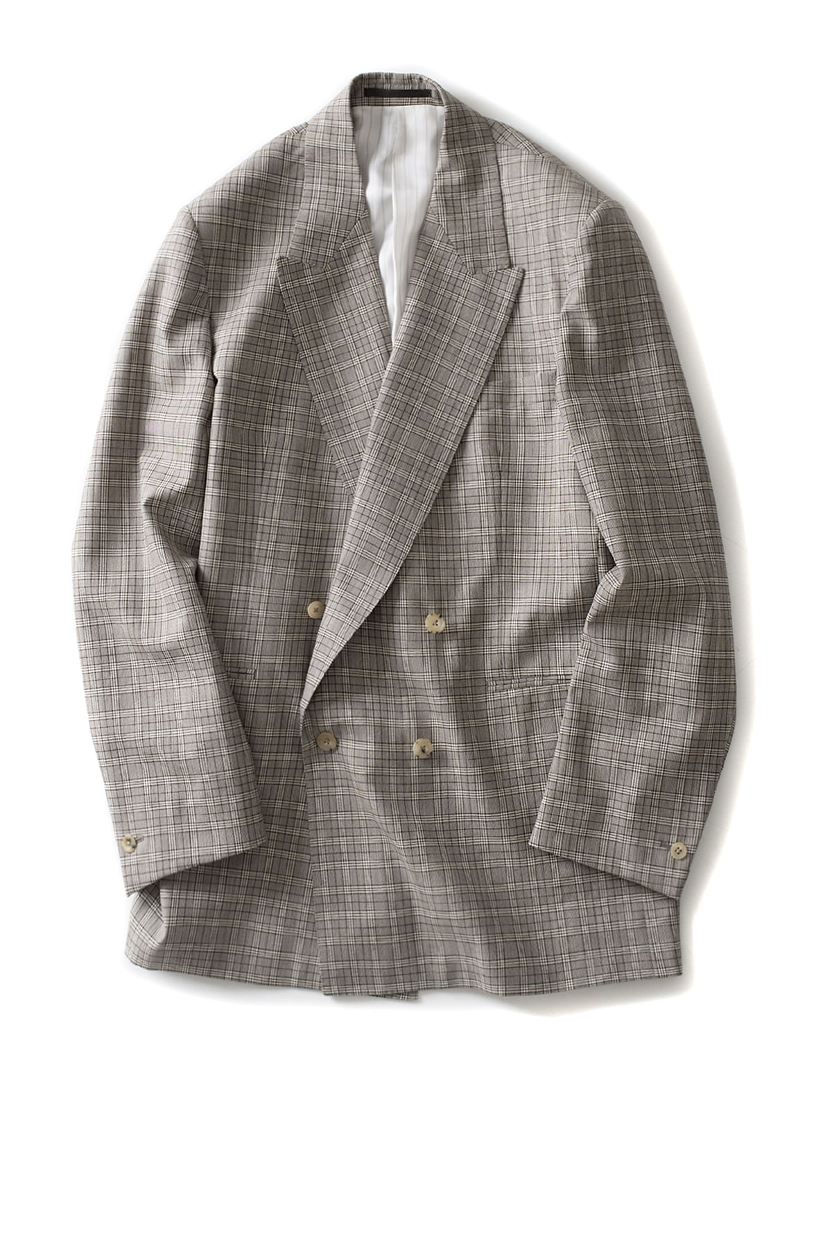 E. Tautz : DB2 Show2 Jacket (Glen Check)