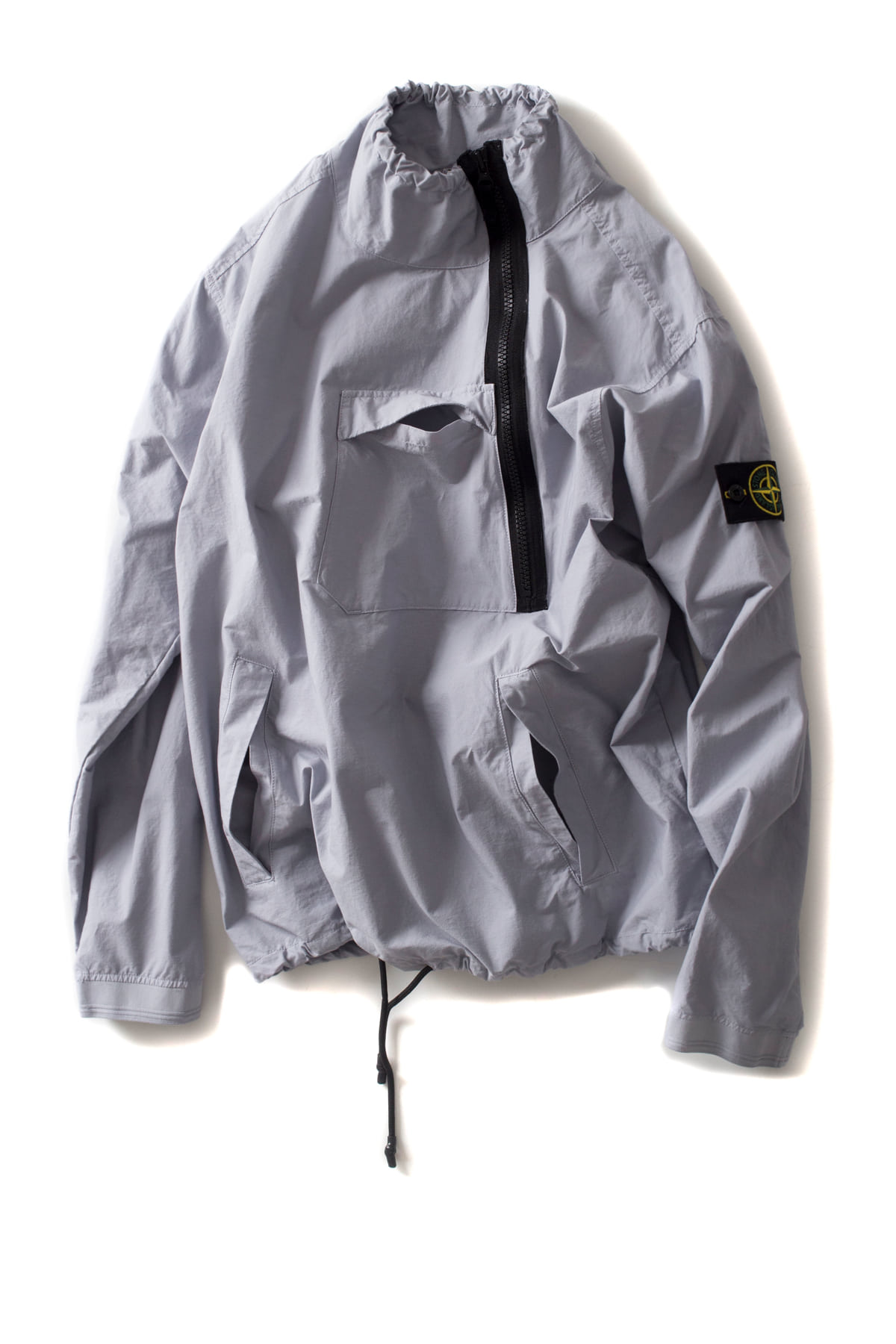 Stone Island : LIGHT COTTON NYLON TWILL (Lavender)