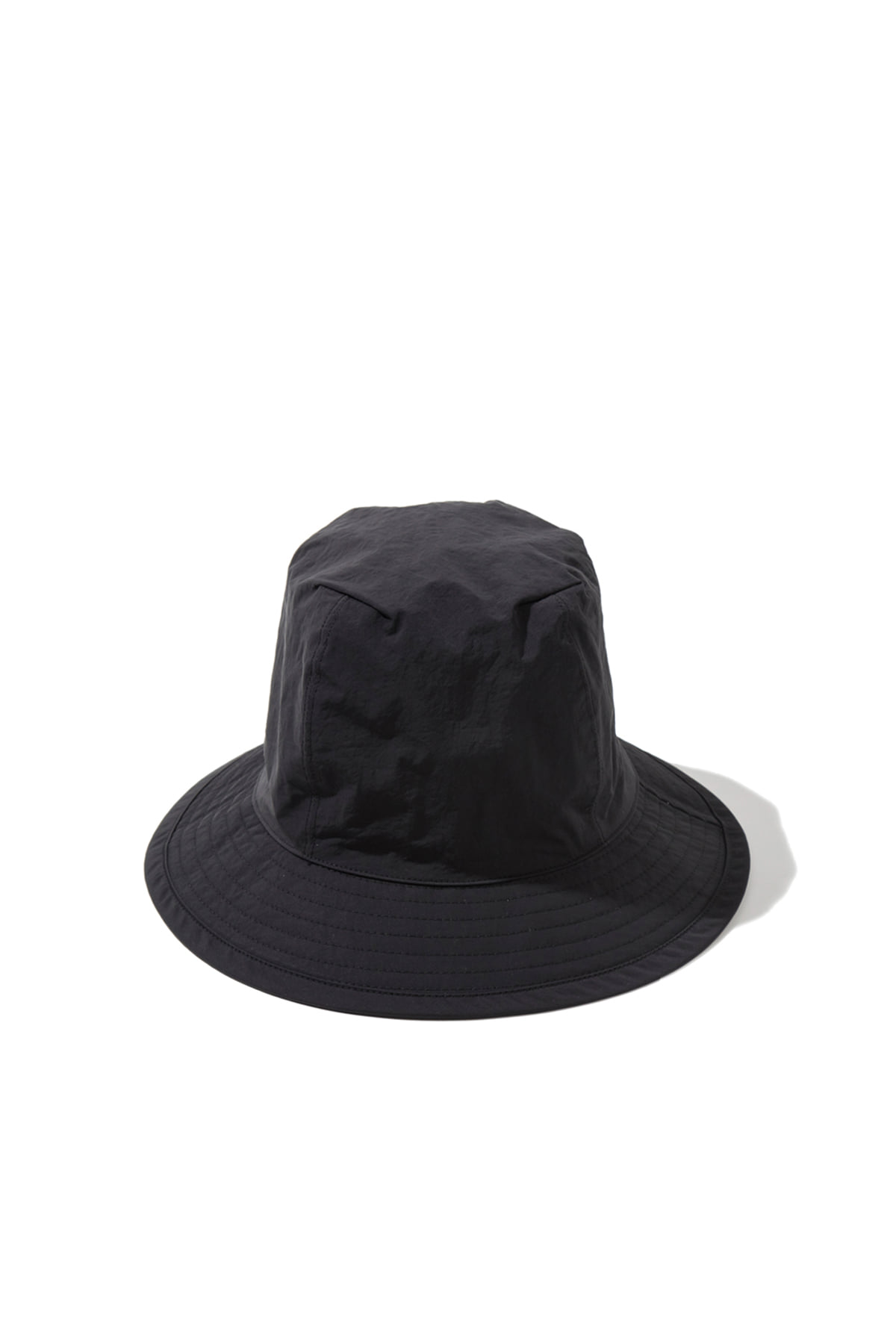 Blankof : HLG 01 H1 Bucket Hat (Black)