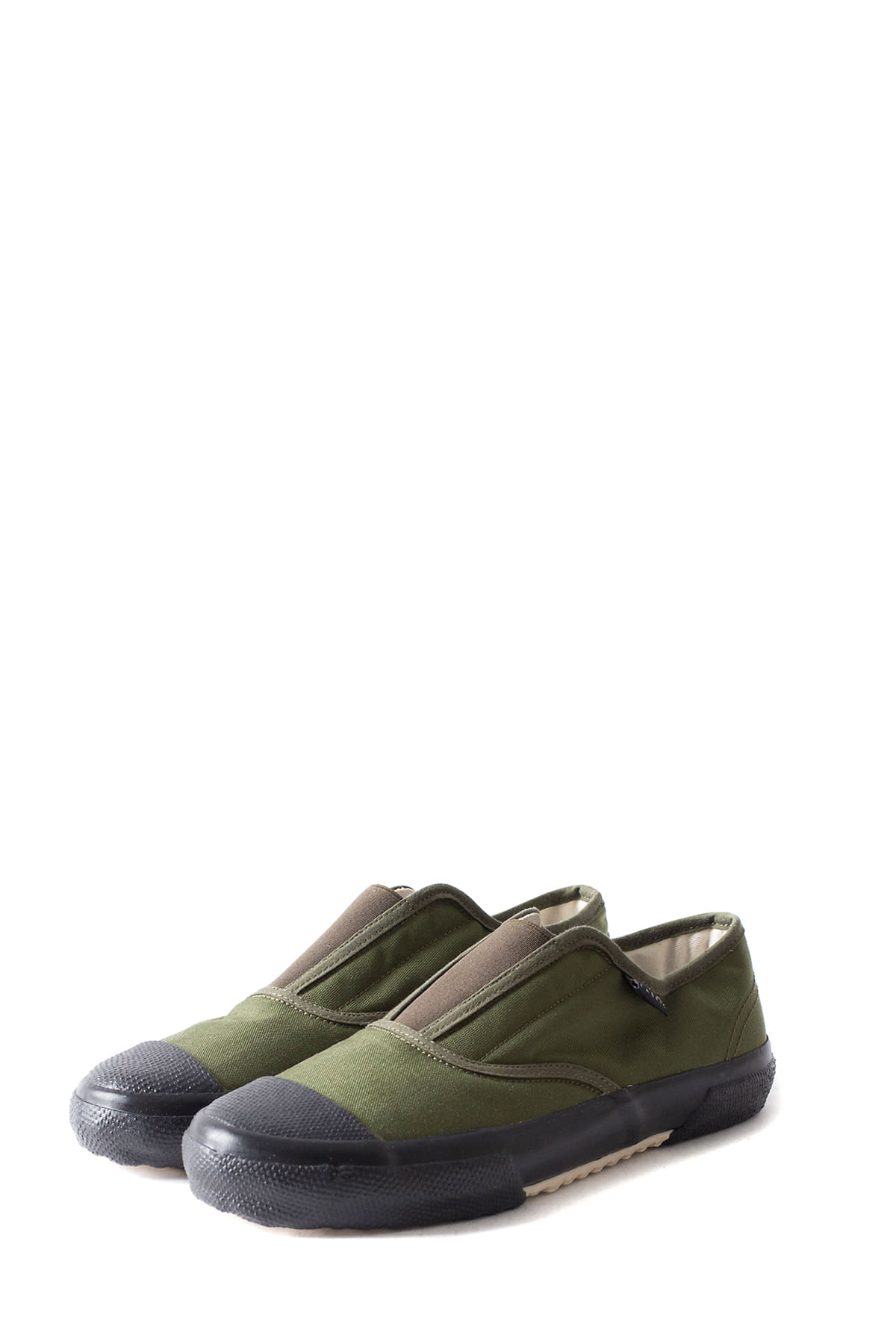 REPRODUCTION OF FOUND : Italian Military Trainer (Olive)