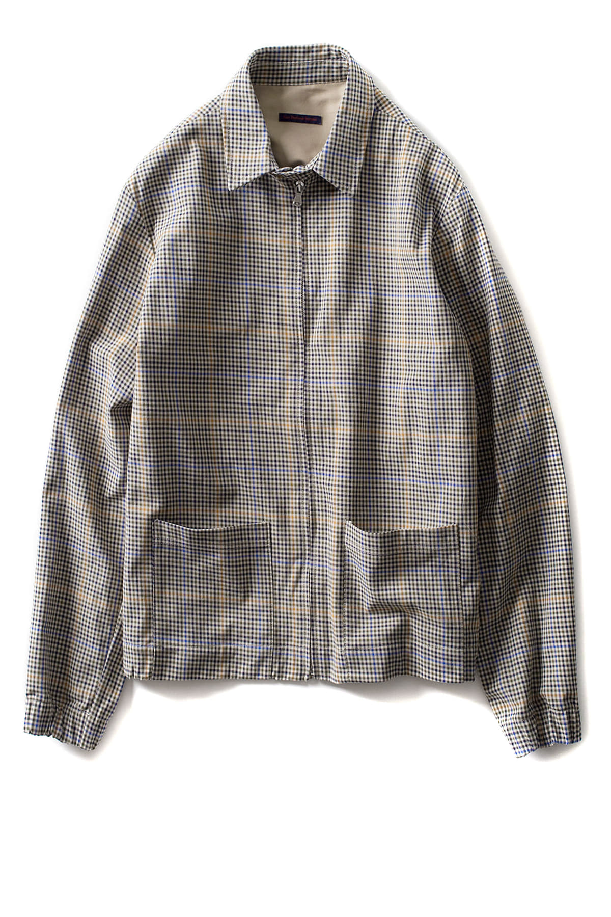 East Harbour Surplus : Barret Blouson (Gingham)