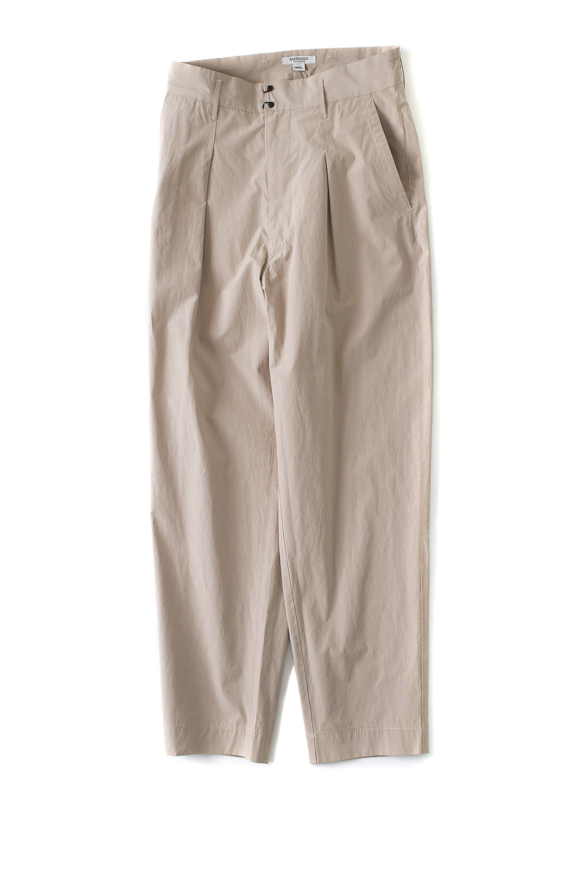Eastlogue : Holiday Pants (Beige)