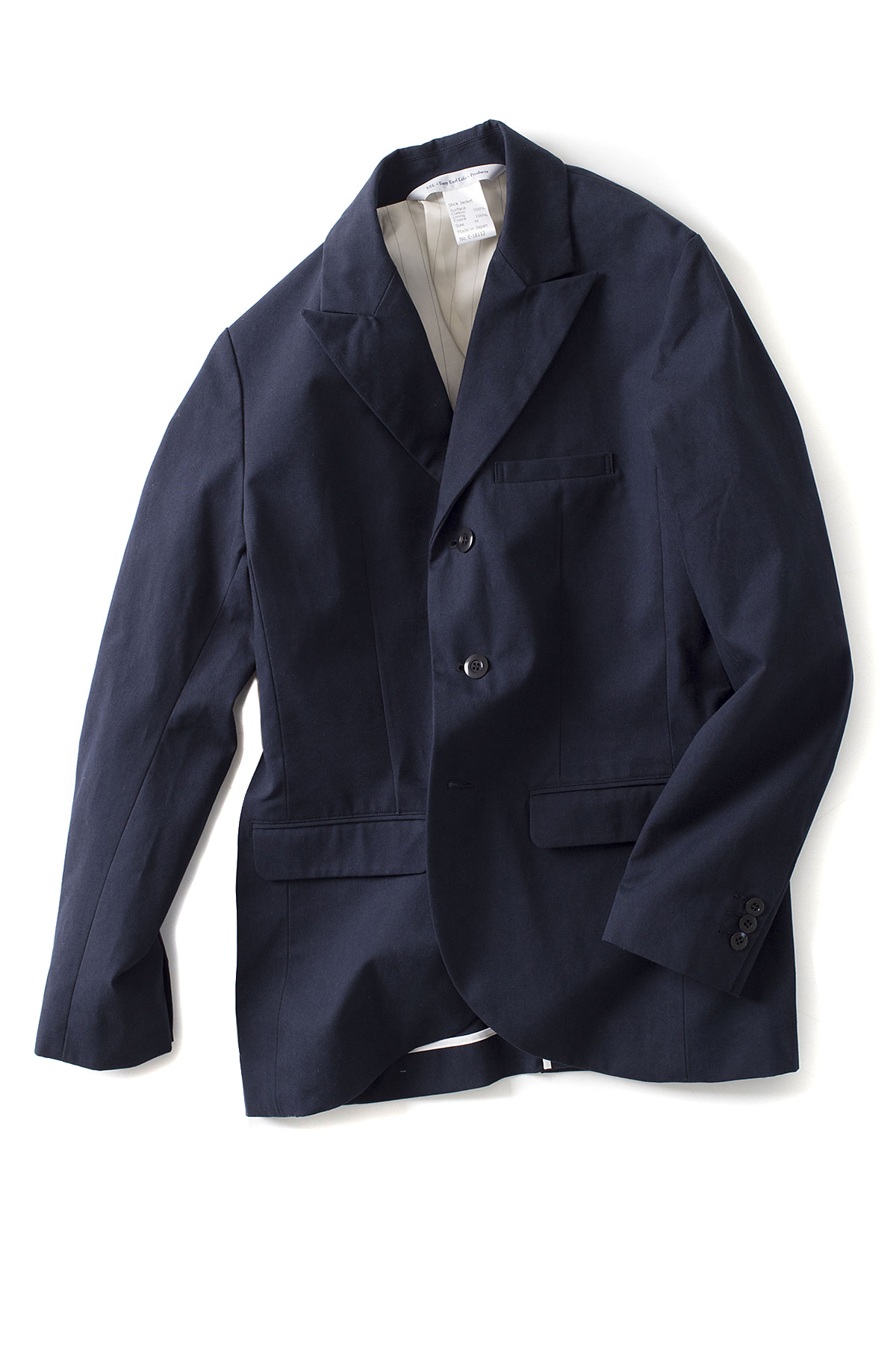 EEL : Stick Jacket (Navy)