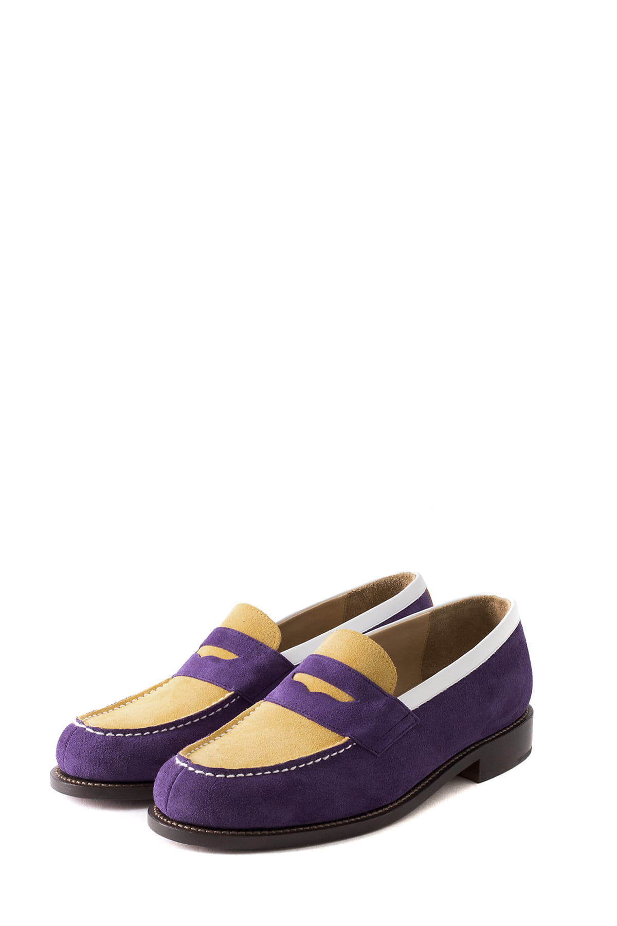 Hender Scheme : Typical Color Exception Loafer (Purple)