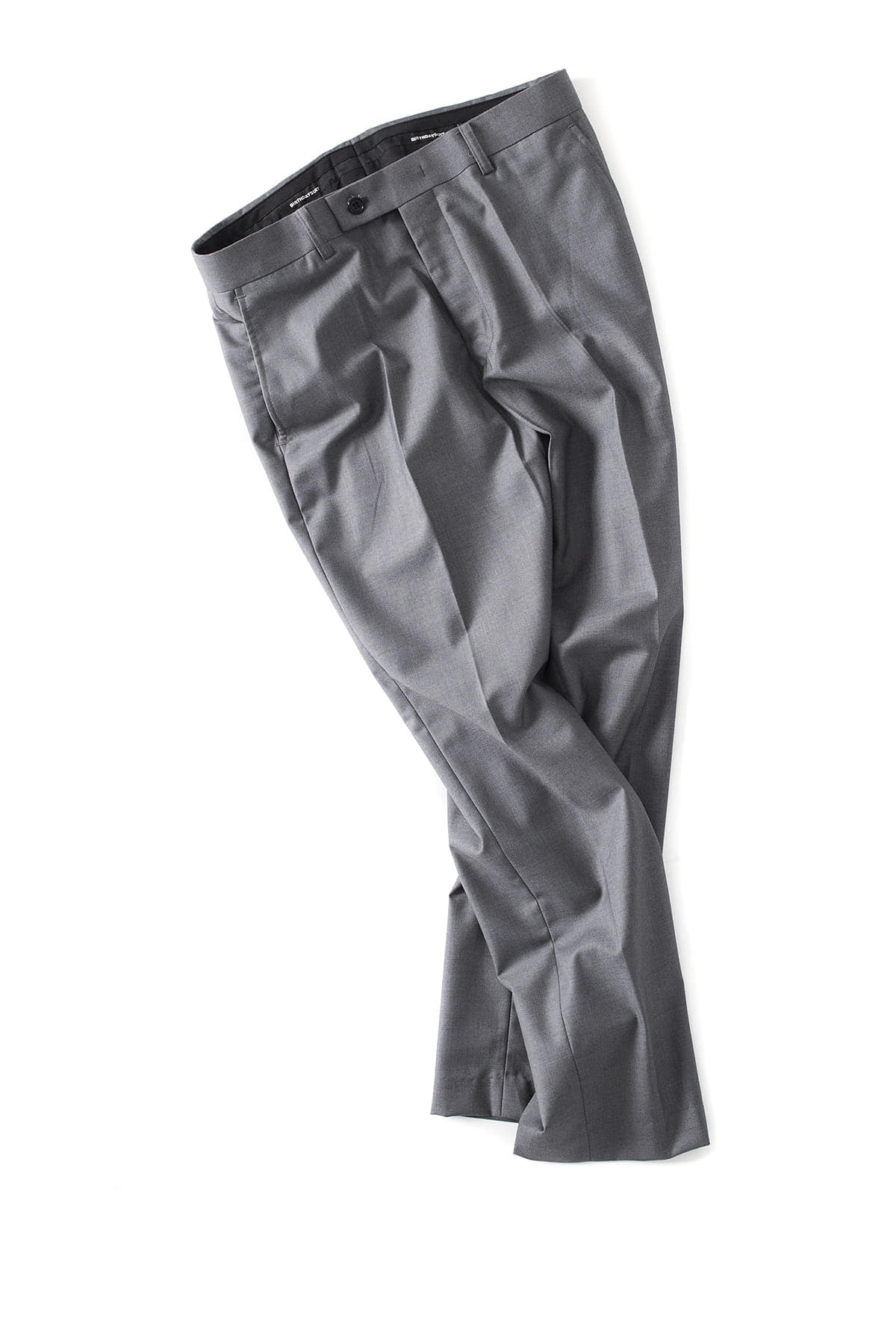 BIRTHDAYSUIT : Daily Suit Pants (Light Grey)