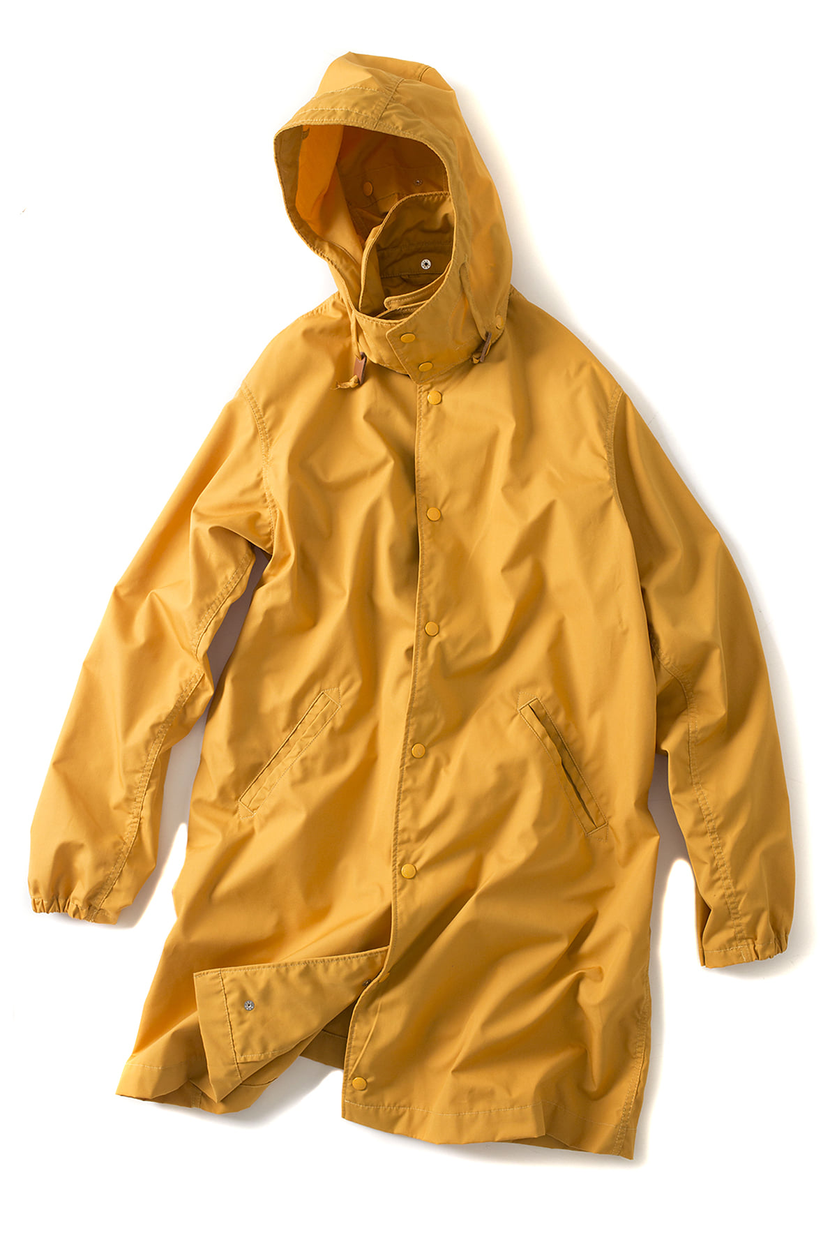 Engineered Garments : Ground Duster (Gold PC Poplin)