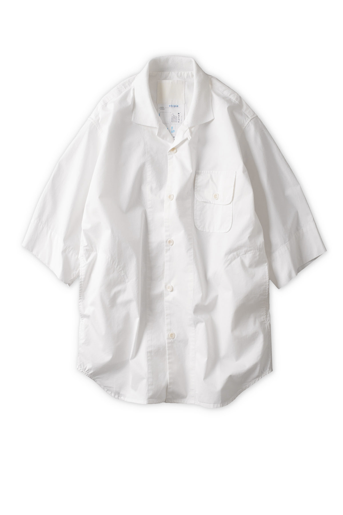 Document : M123 Cafri Shirt (White)