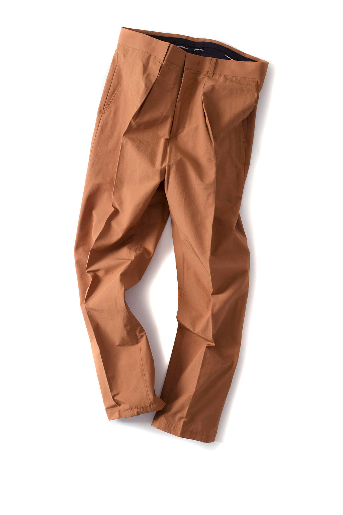 BIRTHDAYSUIT : Weekend Pants (Orange Brown)
