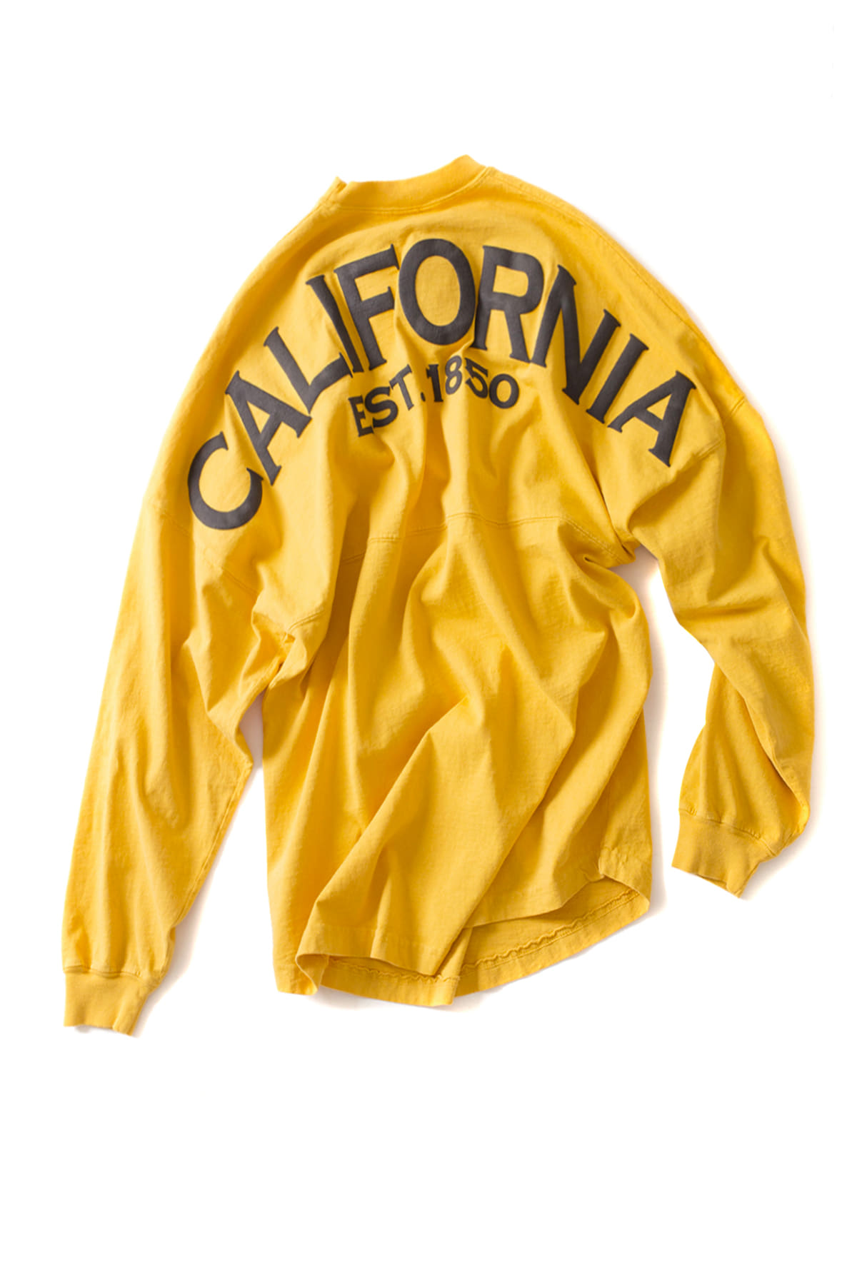 Spirit Jersey : California L/S Tee (Yellow)