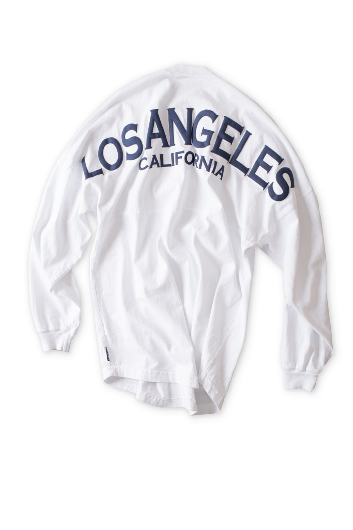 Spirit Jersey : Los Angeles L/S Tee (White)