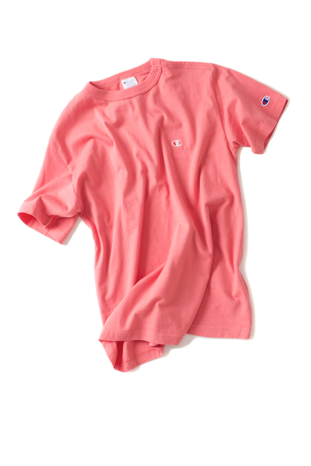 Champion : Basic T-Shirt (Pink)