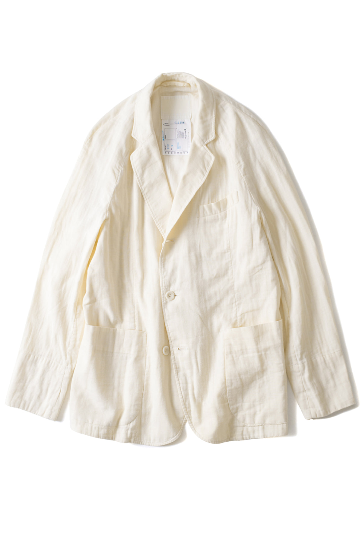 Document : M137 Raglan Jacket (LBeige)