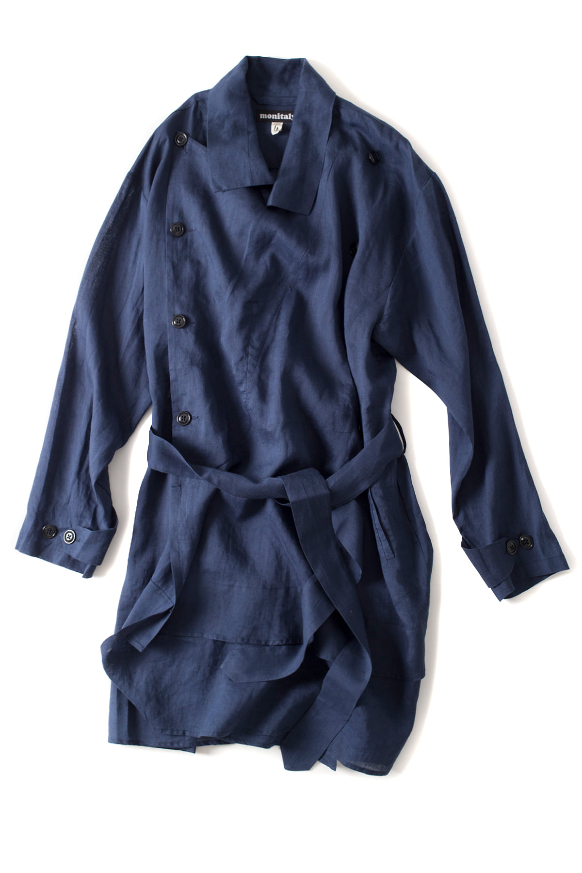 MONITALY : Spring Coat (Navy)