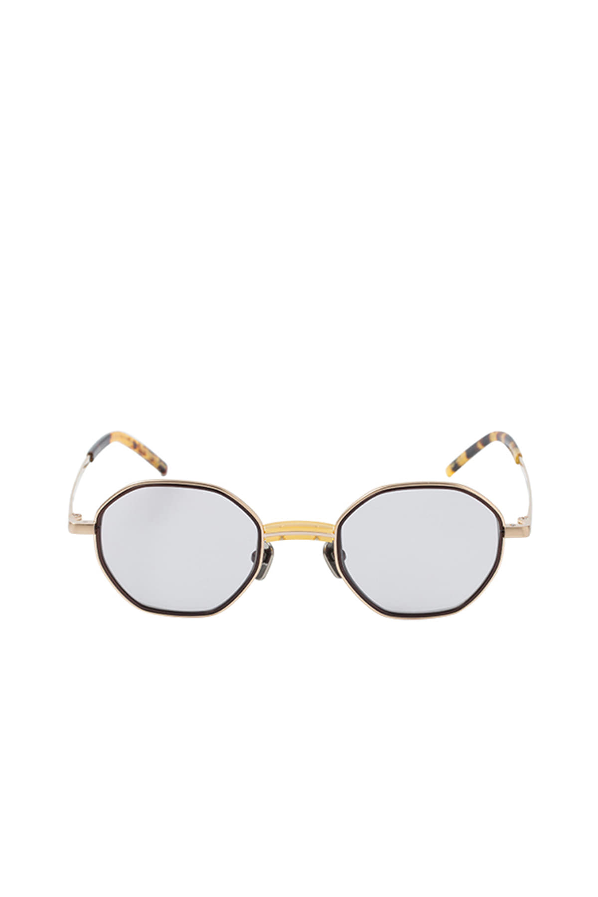 kearny : Charlie Clear Lens (Yellow / Gold)