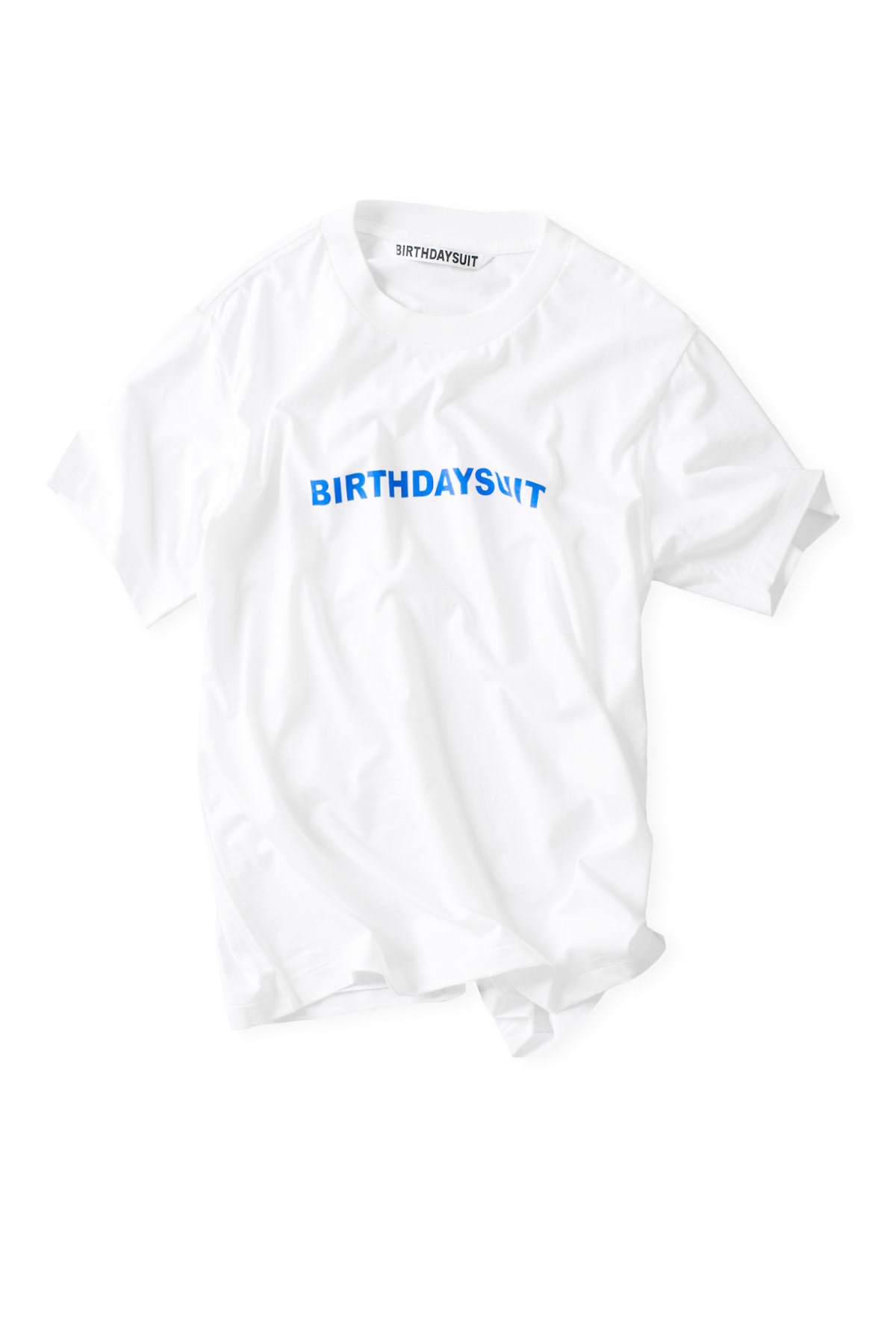 BIRTHDAYSUIT : LOGO Tee (Pocari)