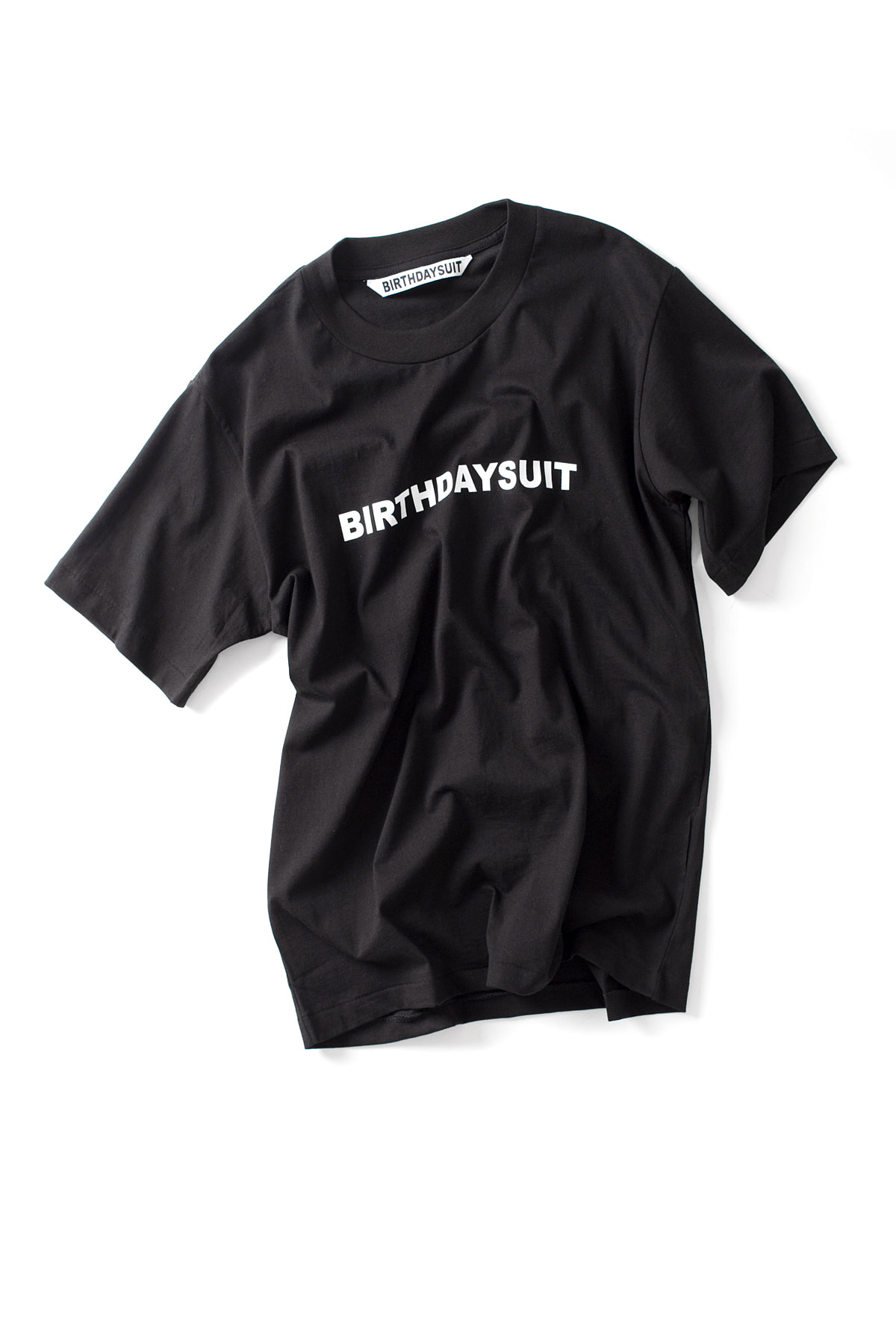 BIRTHDAYSUIT : LOGO Tee (Coca Cola)