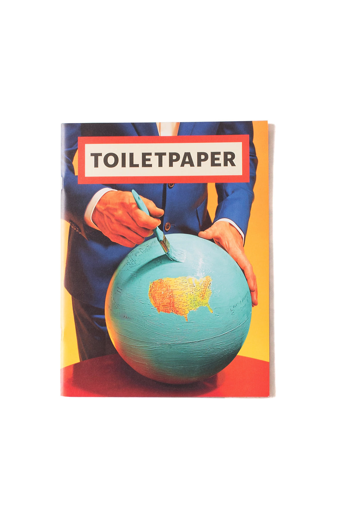 TOILET PAPER : ISSUE. 12