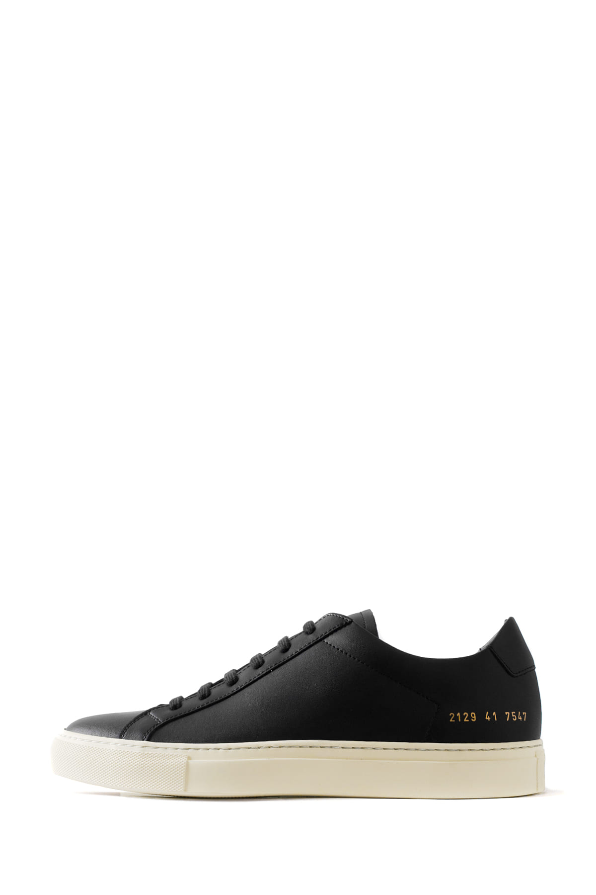 Common Projects :  Achilles Retro Low 2129 (Black)