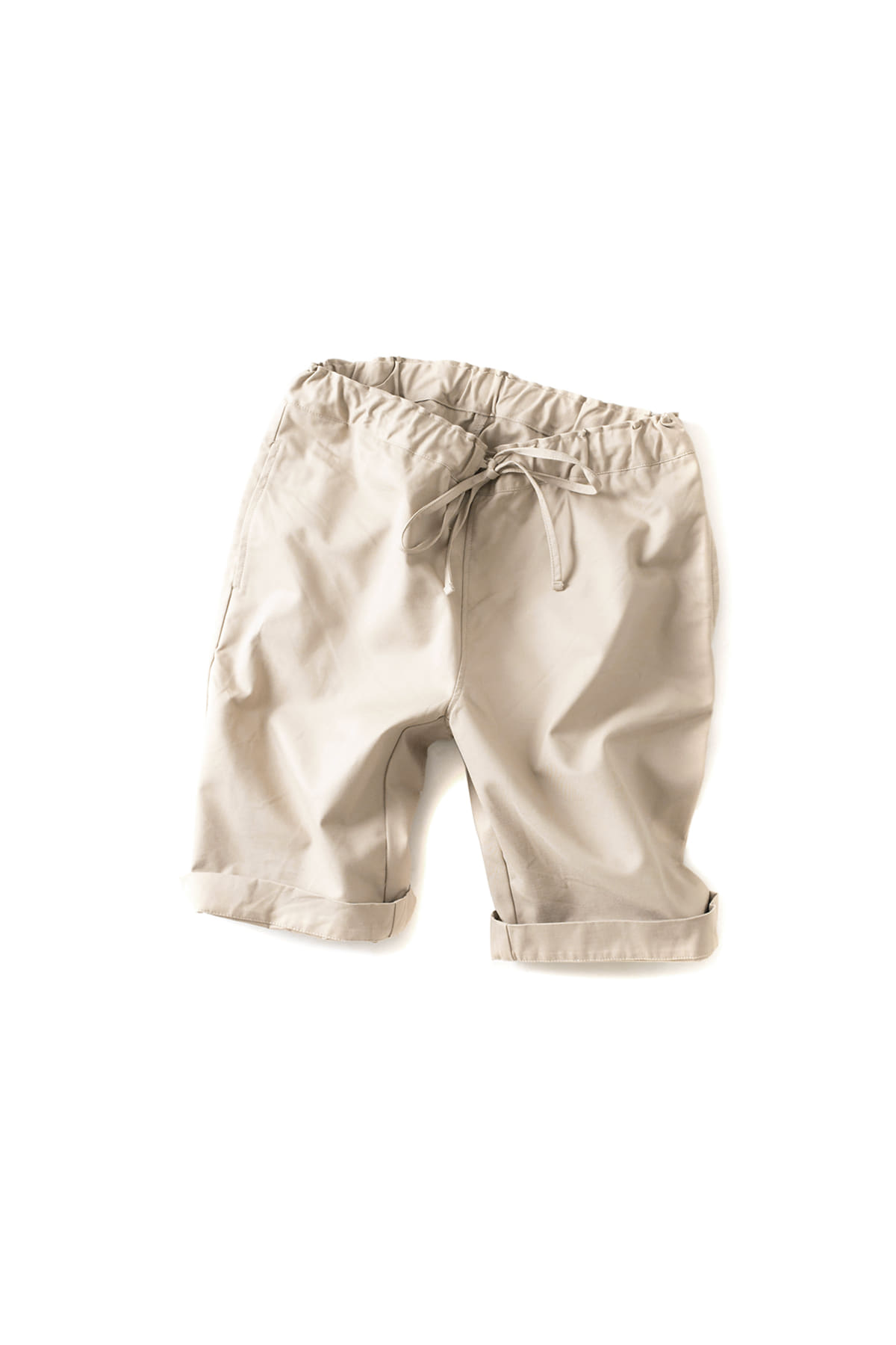 RINEN : Short Easy Pants 44809 (Beige)