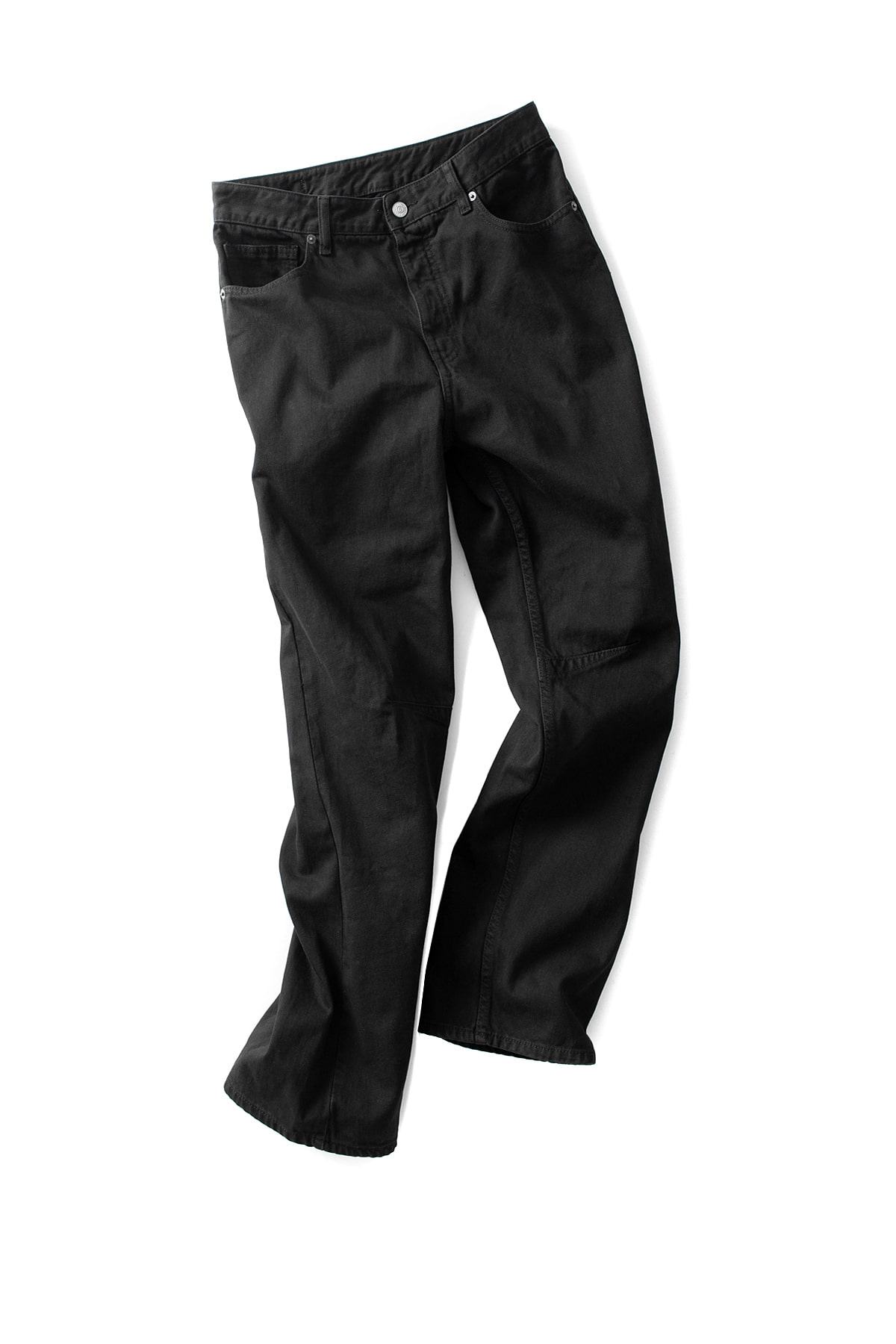 MM6 Maison Margiela : Black Jeans (Black)