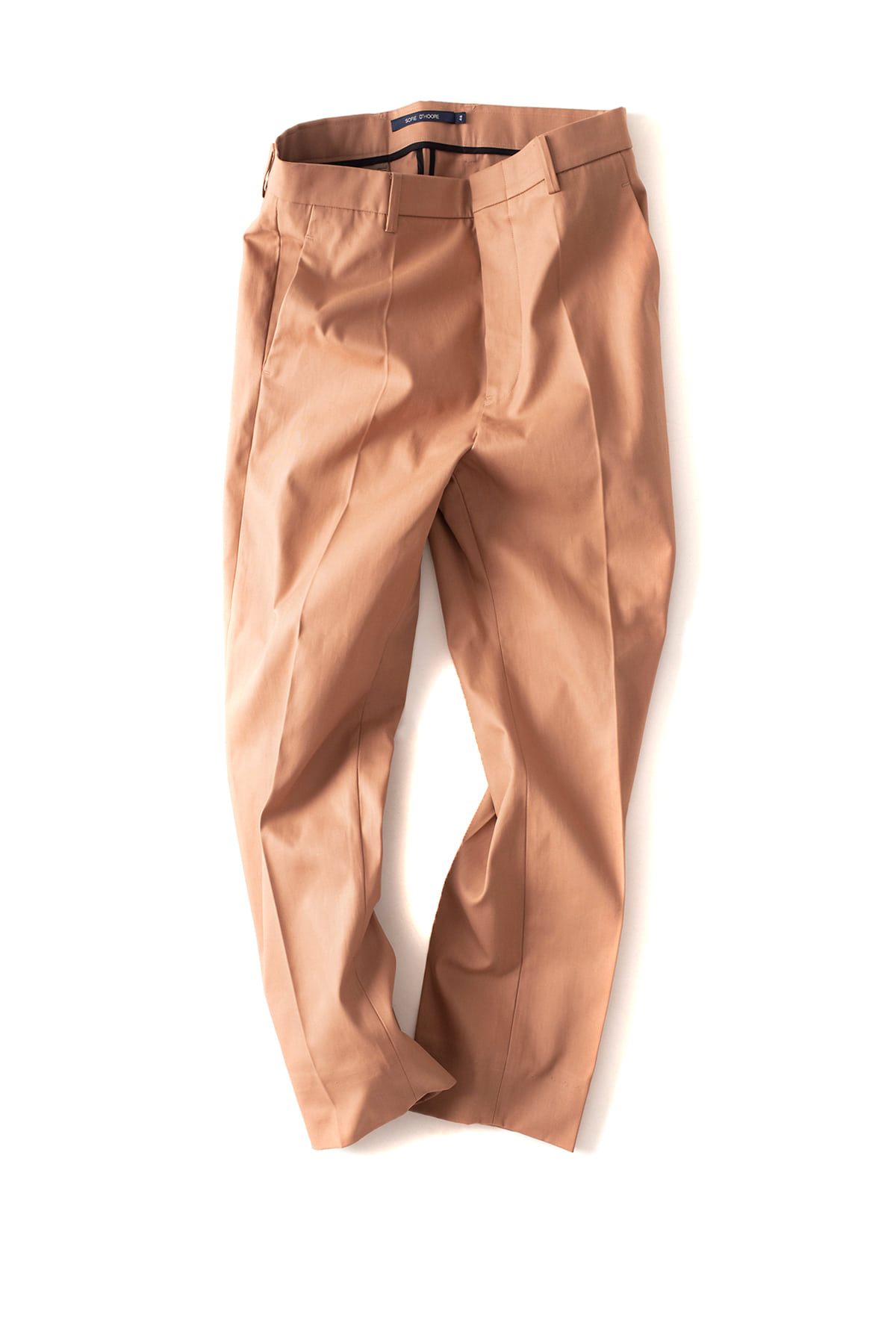 Sofie D'Hoore : Classic Fitted Pants (Peach)