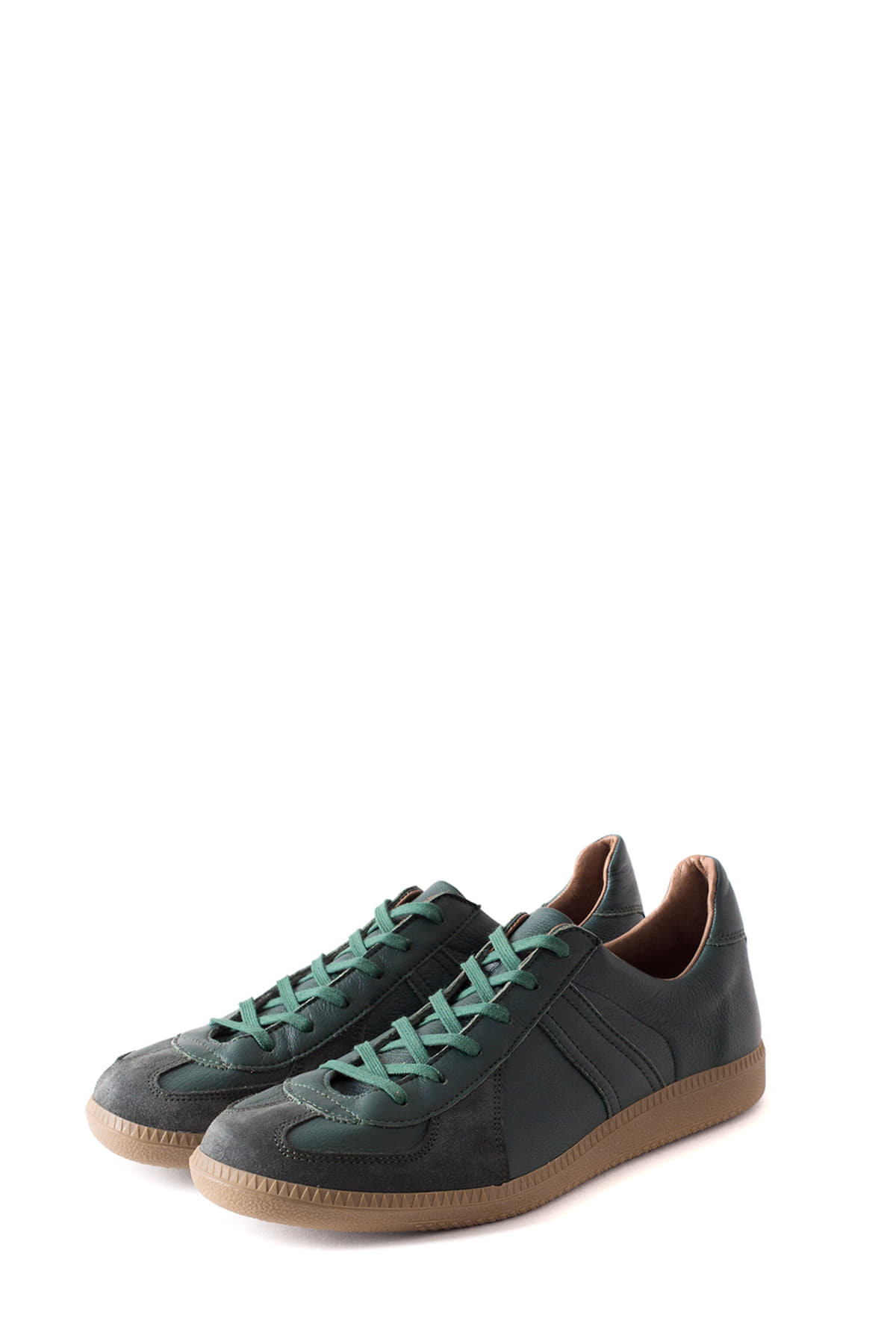 REPRODUCTION OF FOUND : German Military Trainer (Dark Green)