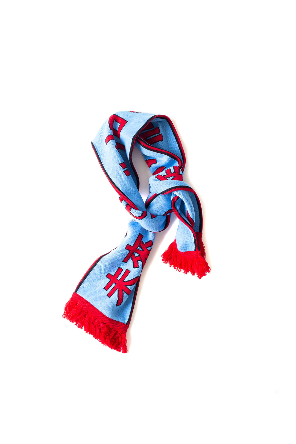 USED FUTURE : Future Scarf (Blue)