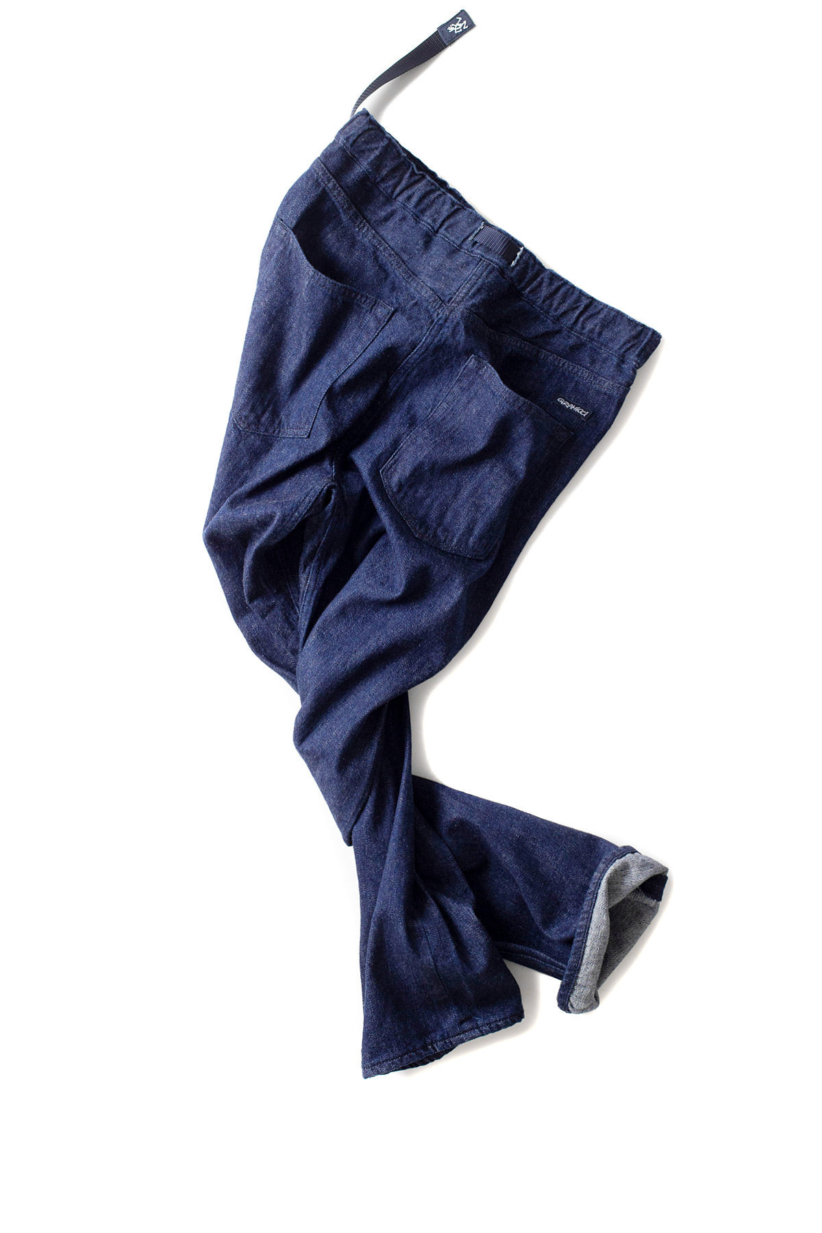 Gramicci x Ordinary fits : Loose Denim Pants (One Wash)