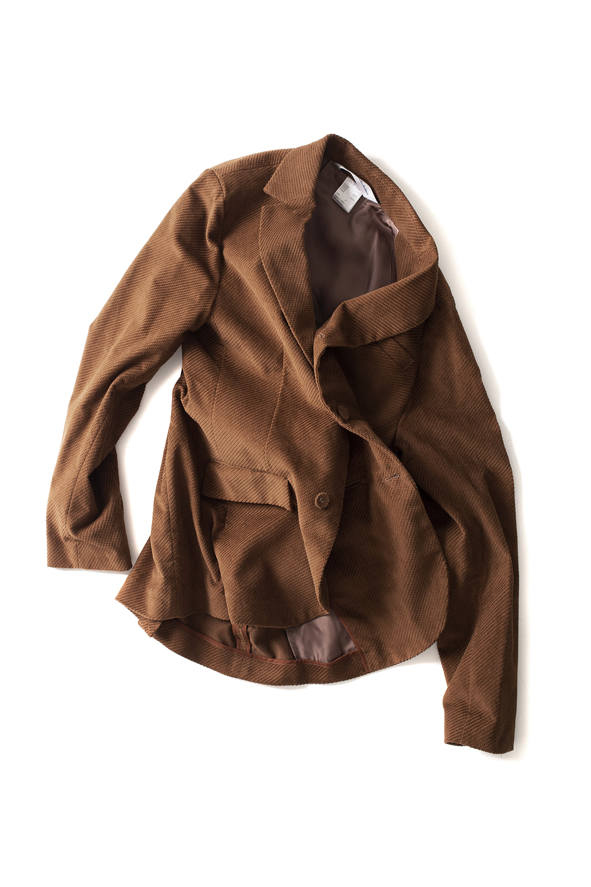 EEL : Liverpool Jacket (Brown)