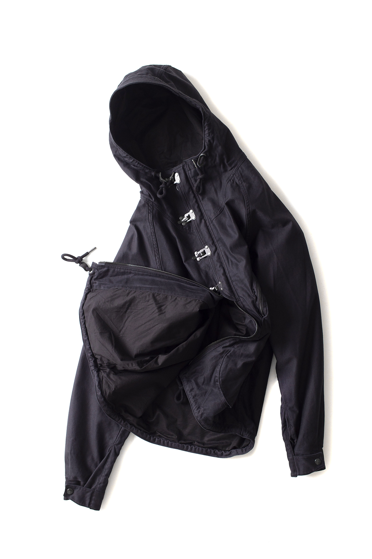 Eastlogue : Deck Parka (Black)