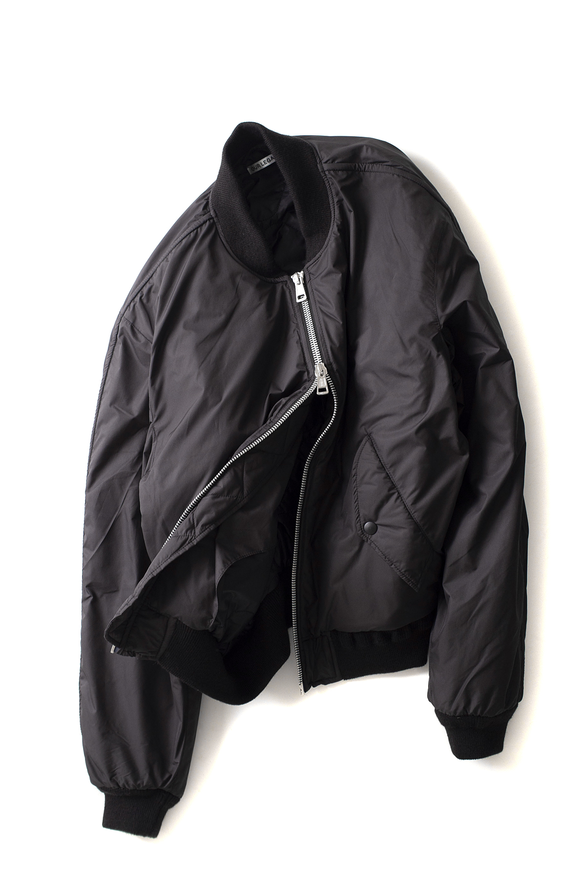 OUR LEGACY : Life Saver Bomber (Black)