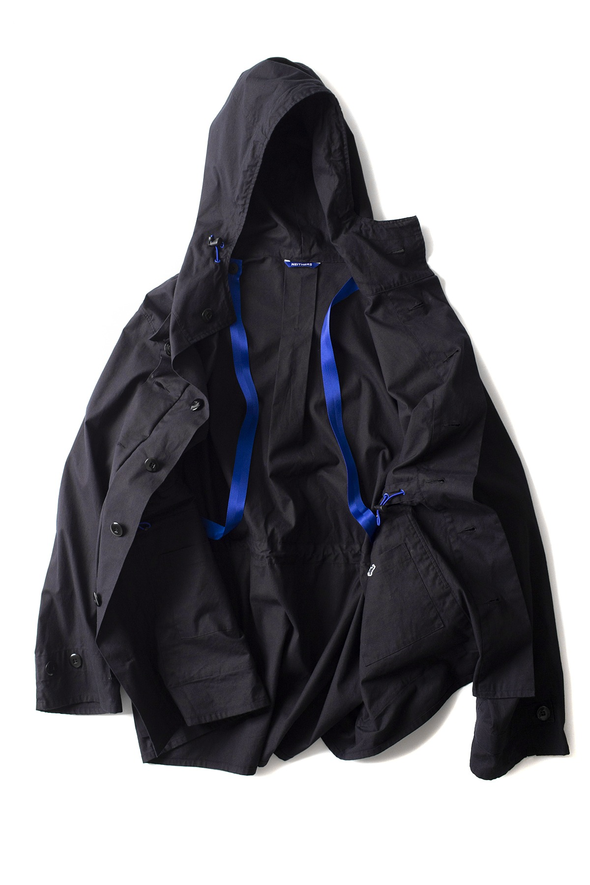 NEITHERS : Field Parka (Black)