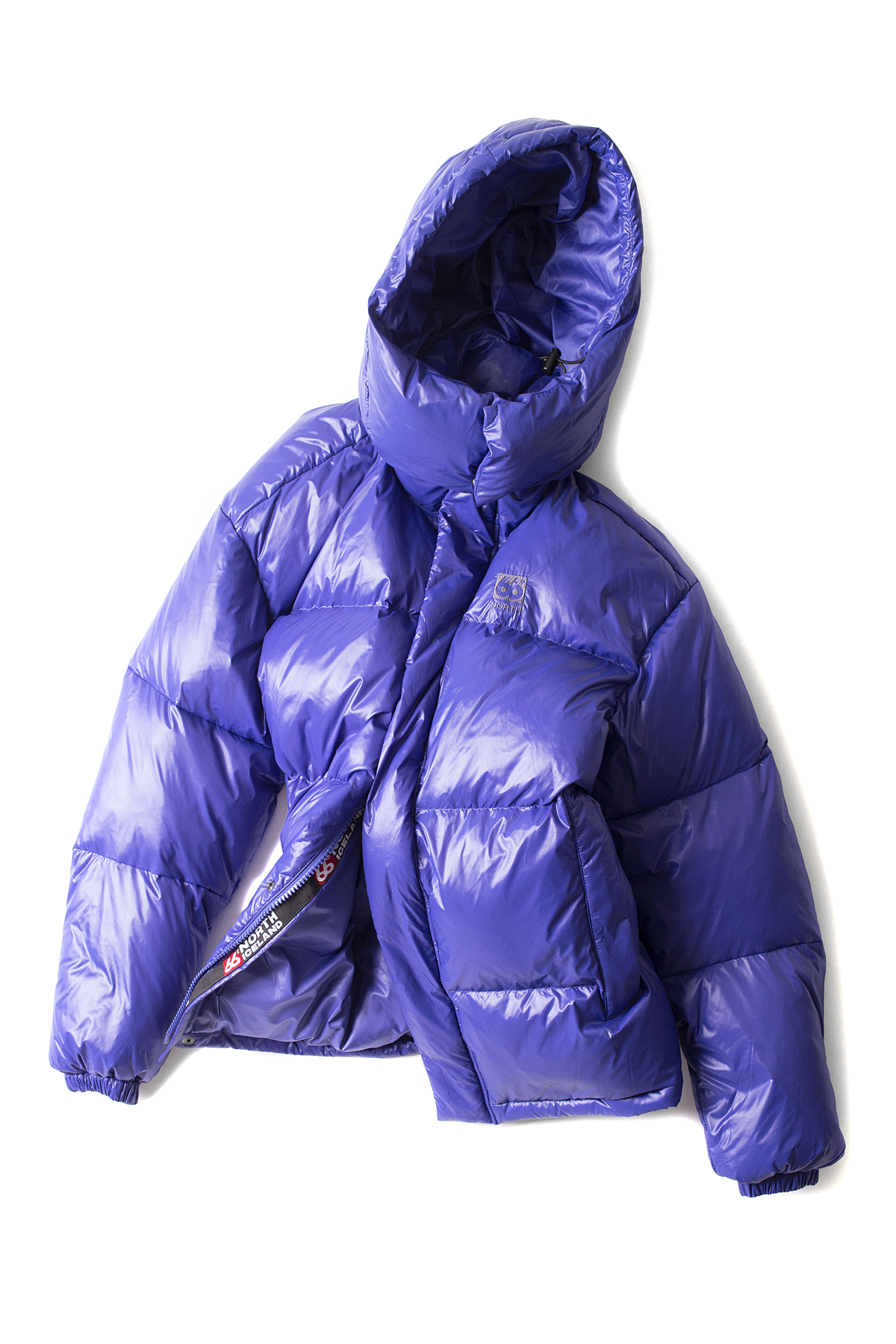 66North : Dyngja Down Jacket (Blue)