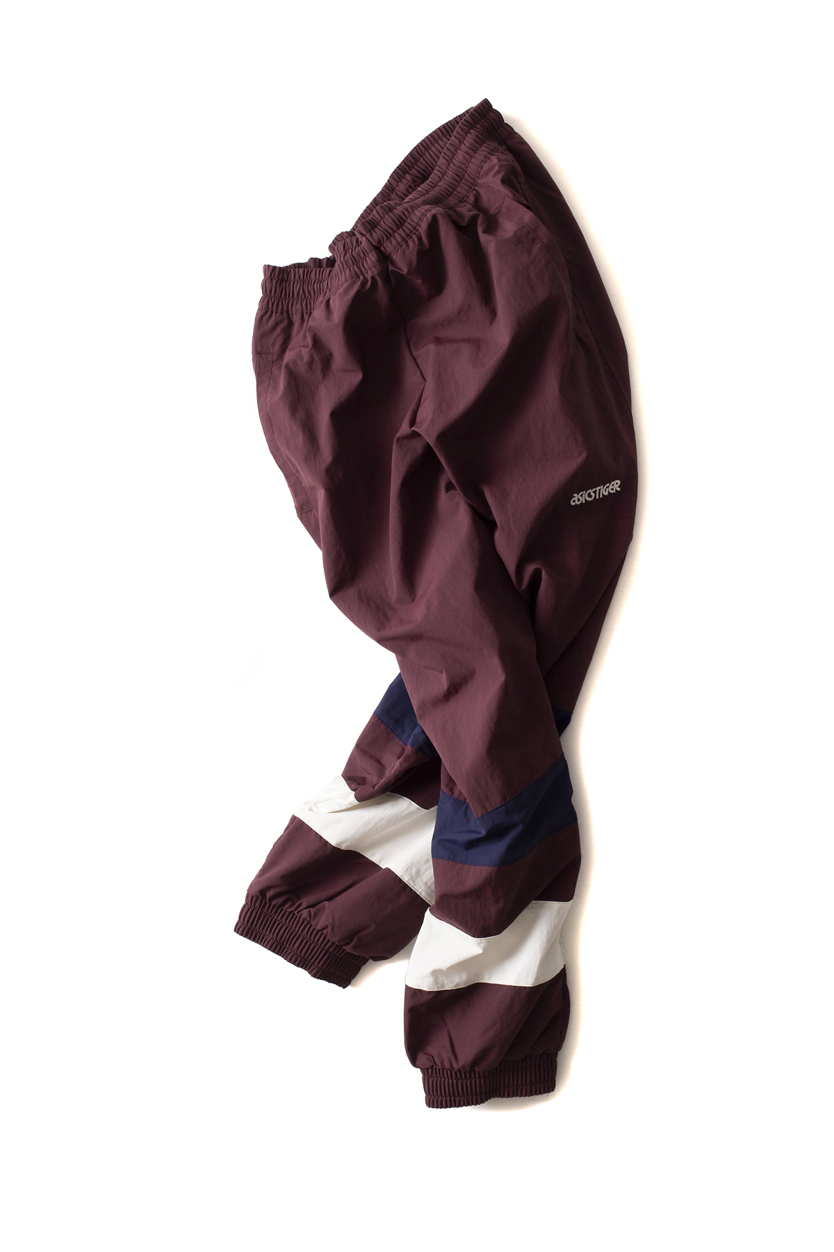 asics tiger : CB WB Pants (Burgundy)