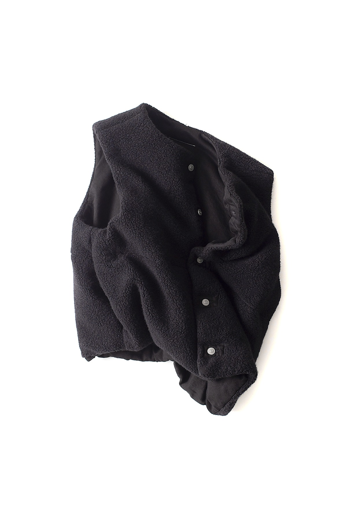 MM6 Maison Margiela : Gilet (Black)