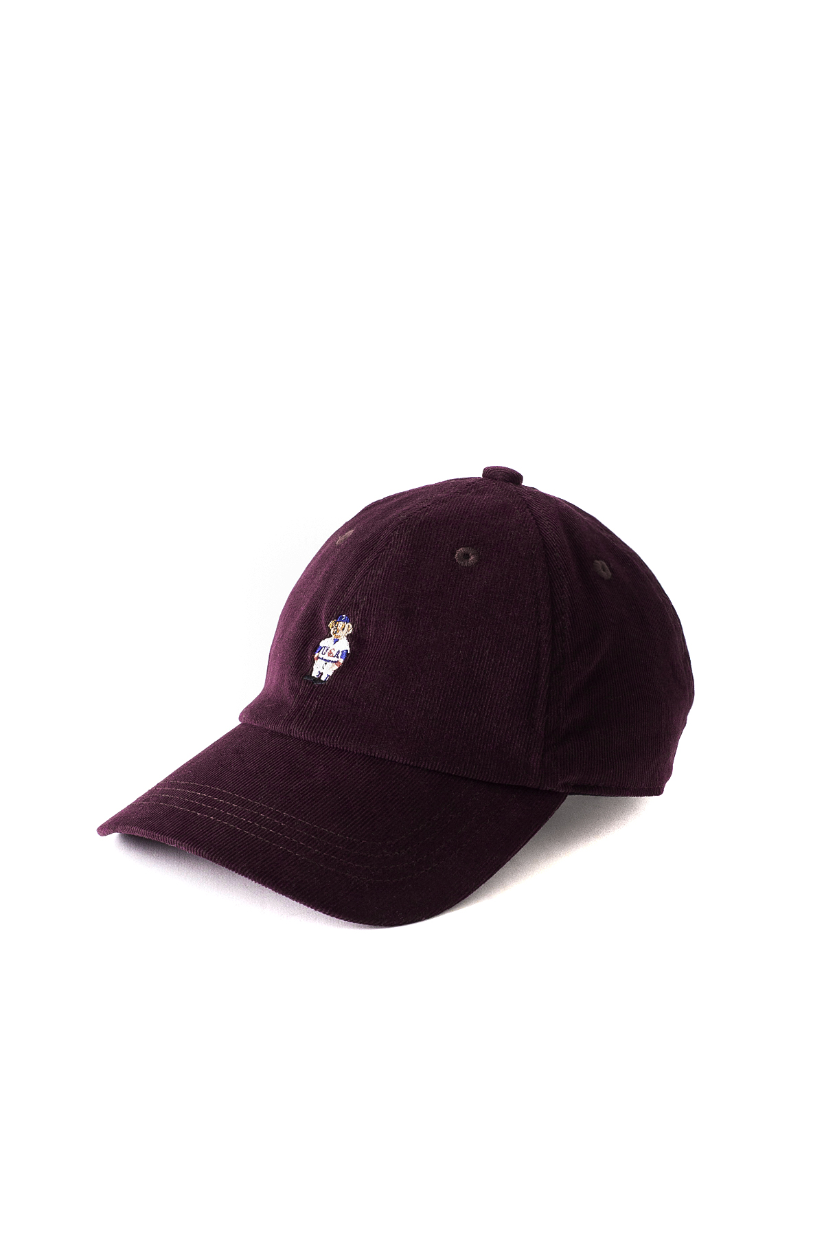 Infielder Design : Bear Cap (Wine)