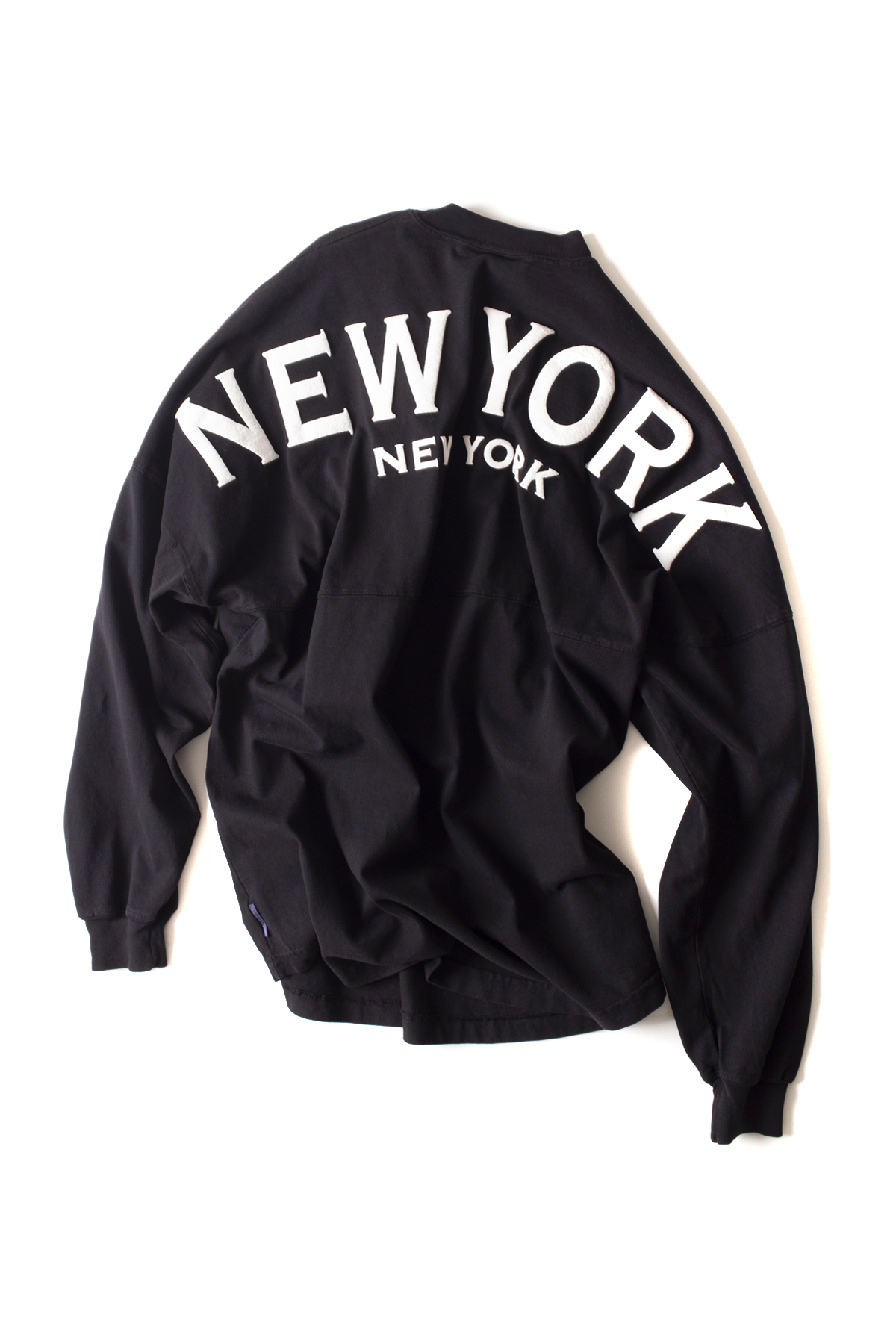 Spirit Jersey : Original Crew Neck Spirit Jersey (New York / Black)