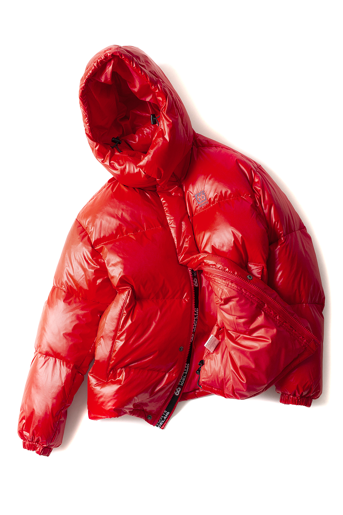66North : Dyngja Down Jacket (Red)