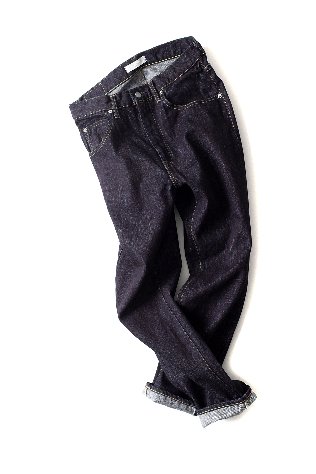 HATSKI : Regular Tapered Denim (One Wash)