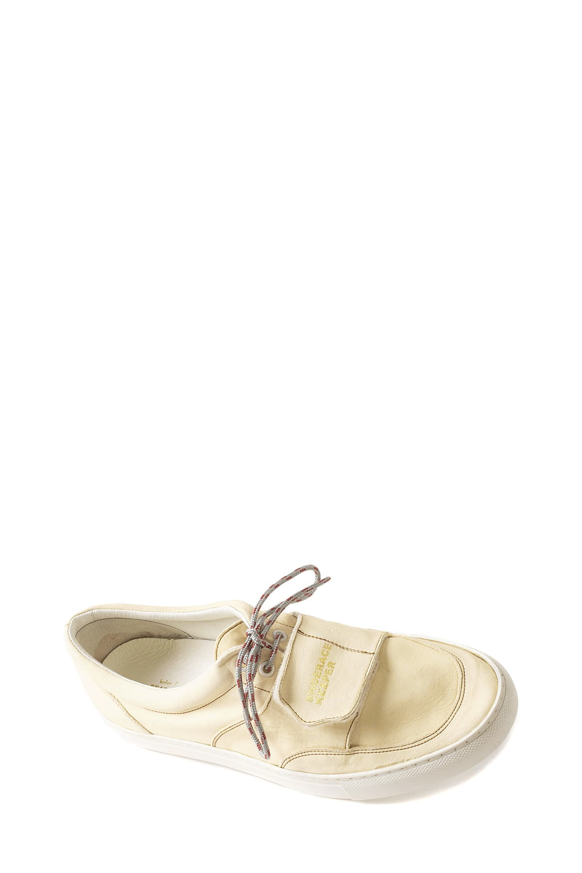 kolor / BEACON : A03532 Shoes (Oatmeal / White)