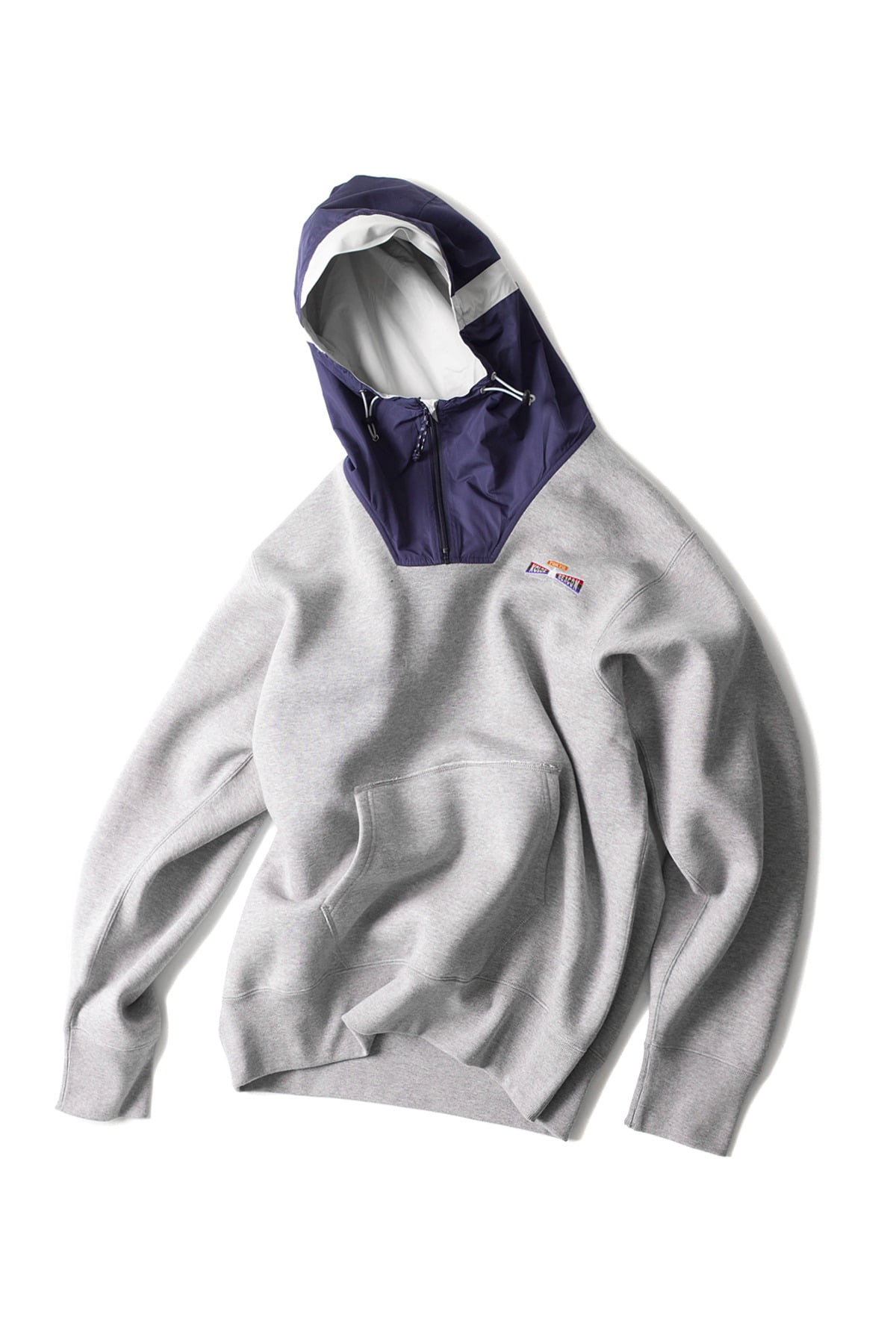 kolor / BEACON : T03231 Pullover (Gray)