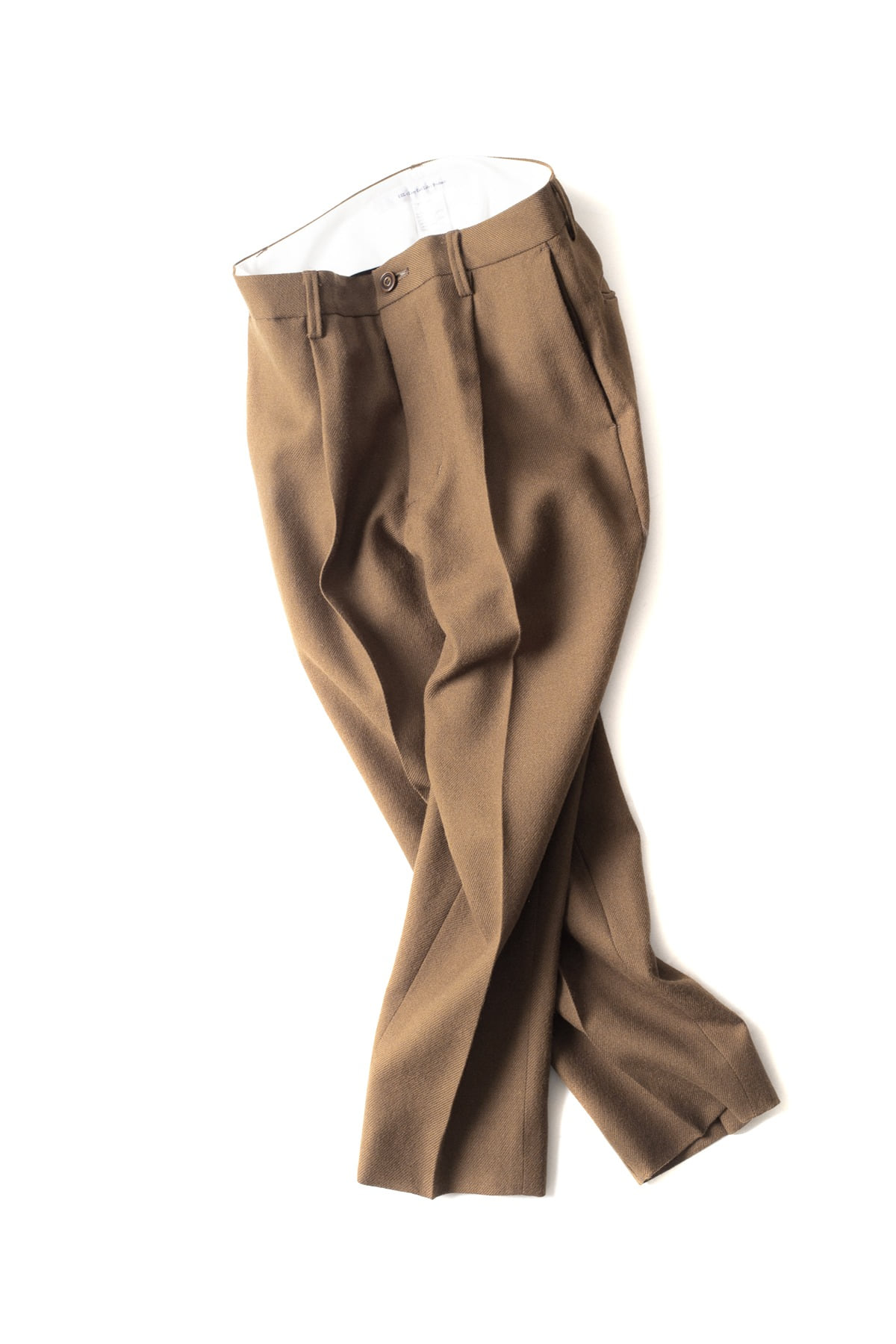 EEL : Shonen Pants (Brown)