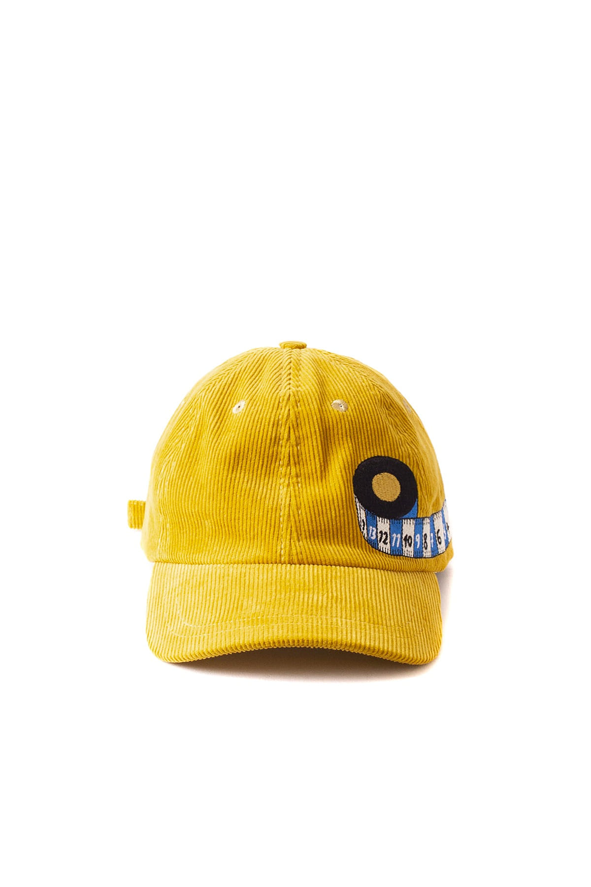 HENRIK VIBSKOV : Mesure Cap (Yellow)