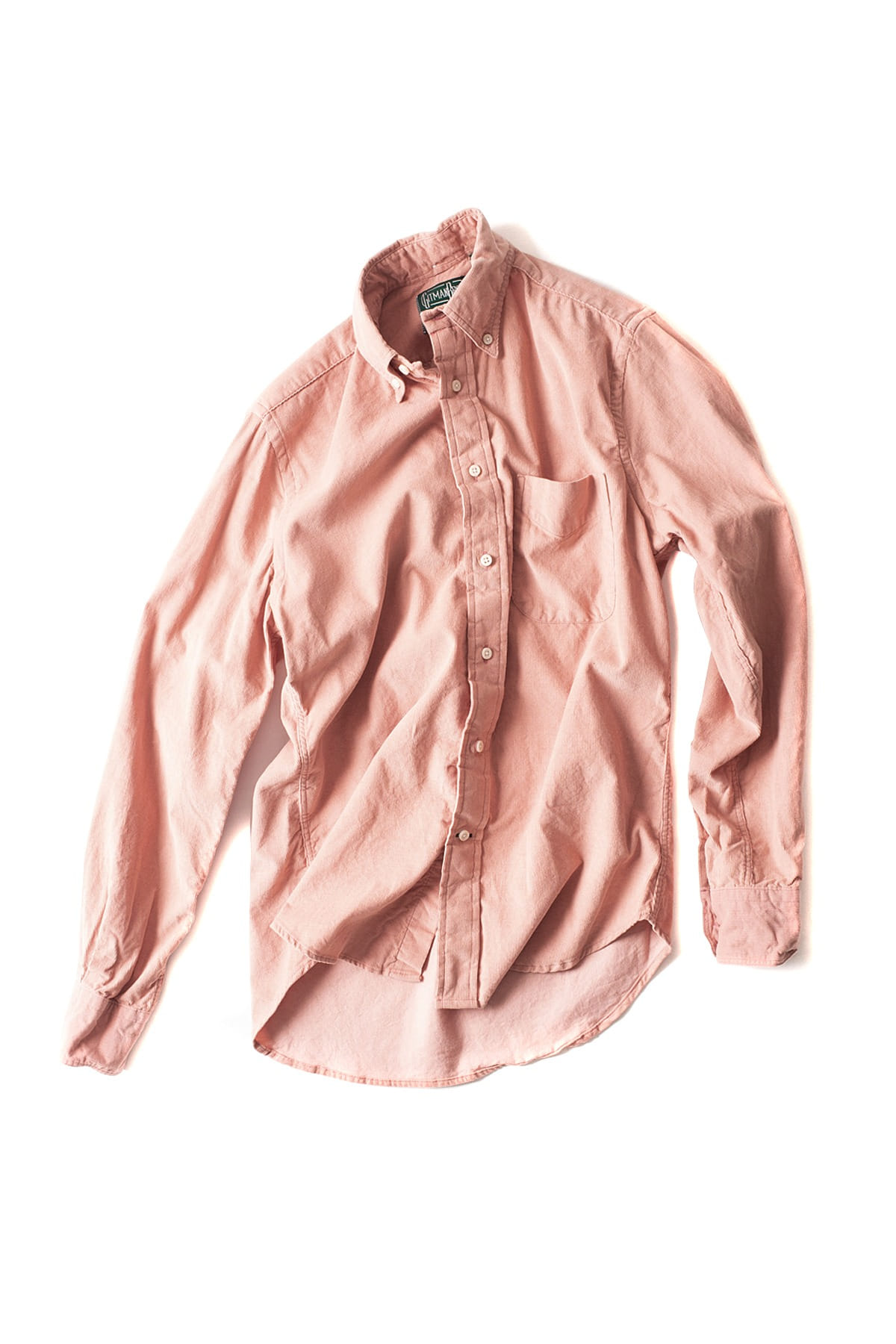 GITMANBROS : Vintage Button Down Shirt (Pink)