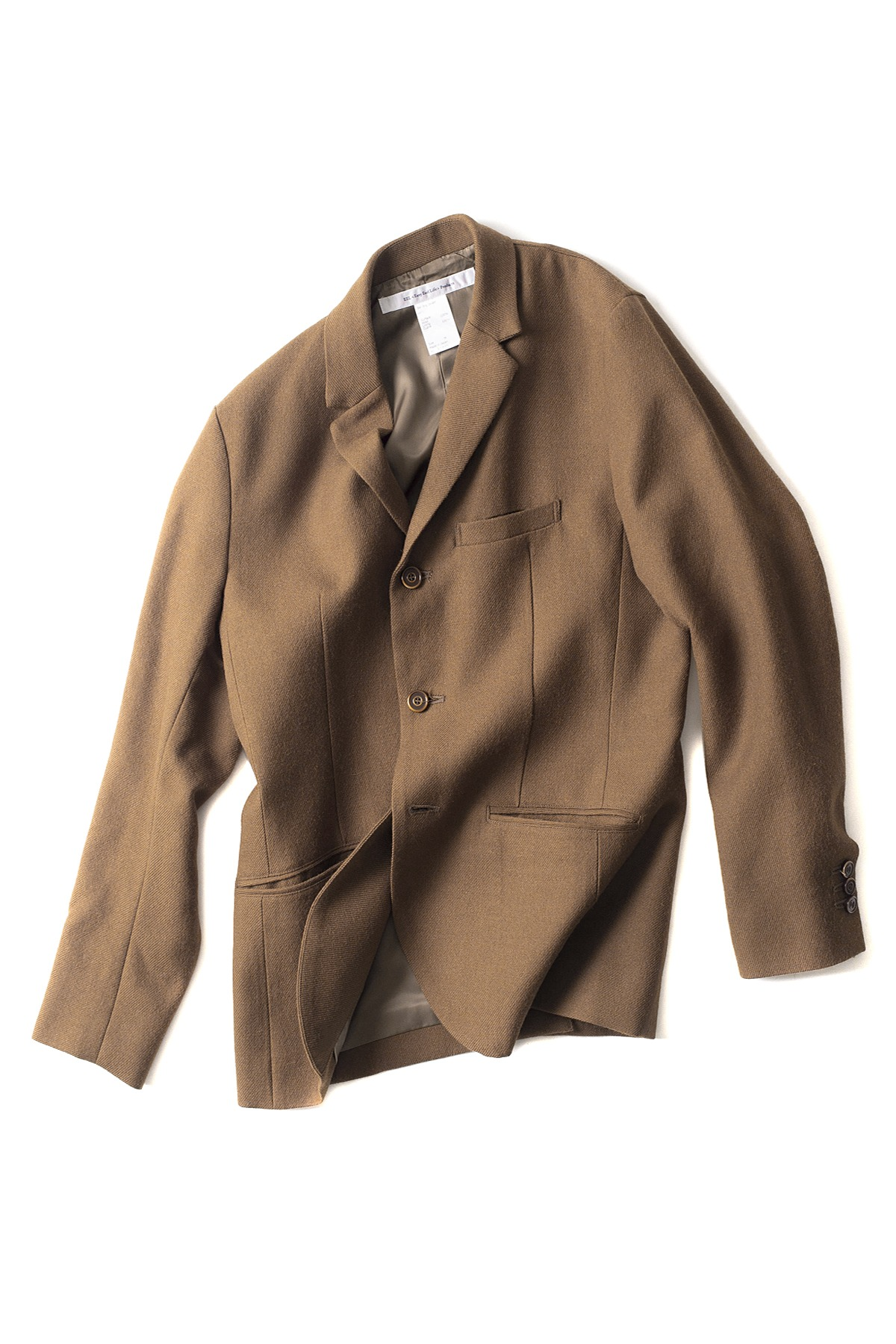 EEL : Bell Boy Jacket (Brown)