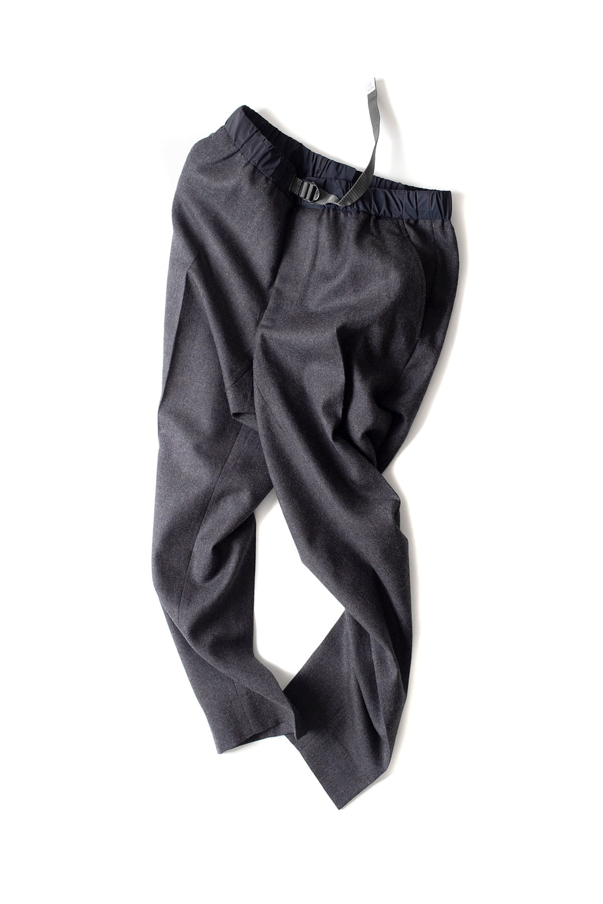 kolor / BEACON : P06140 Pants (Charcoal)