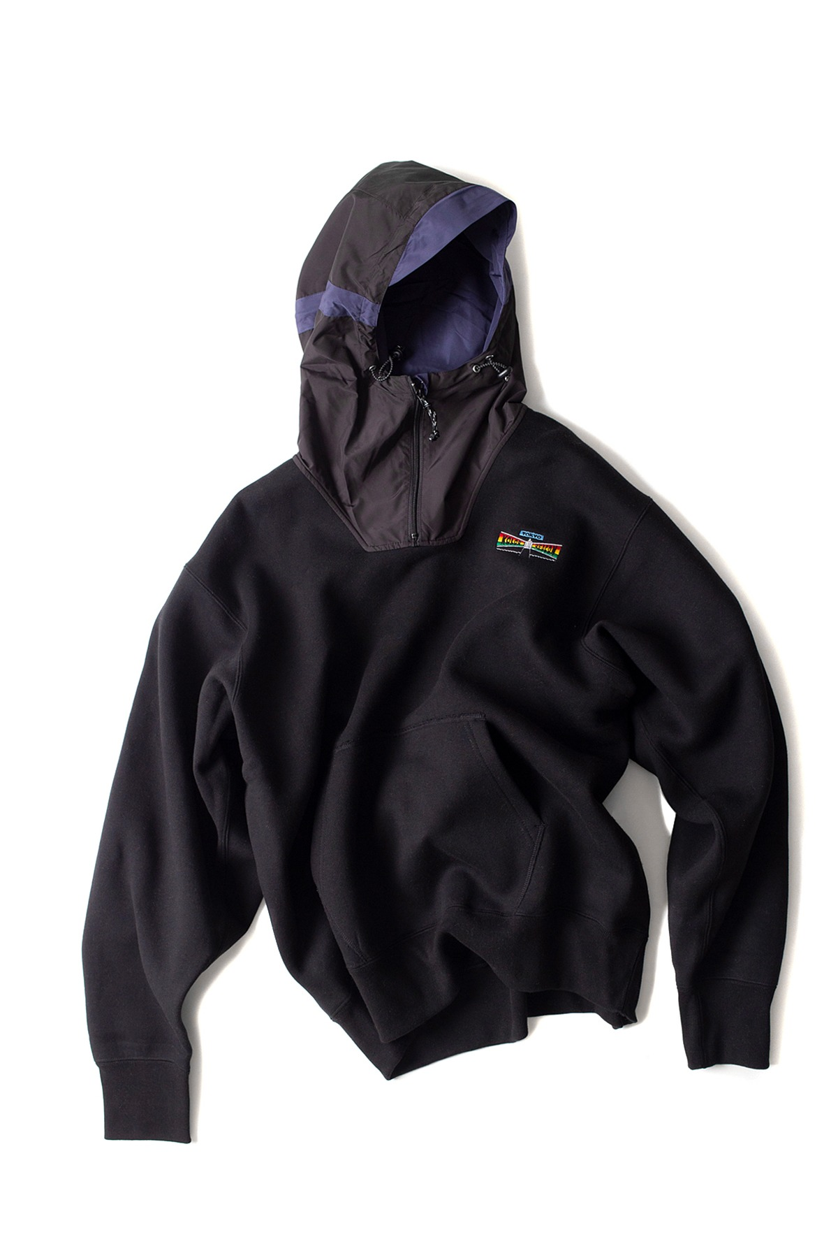 kolor / BEACON : T03231 Pullover (Black)