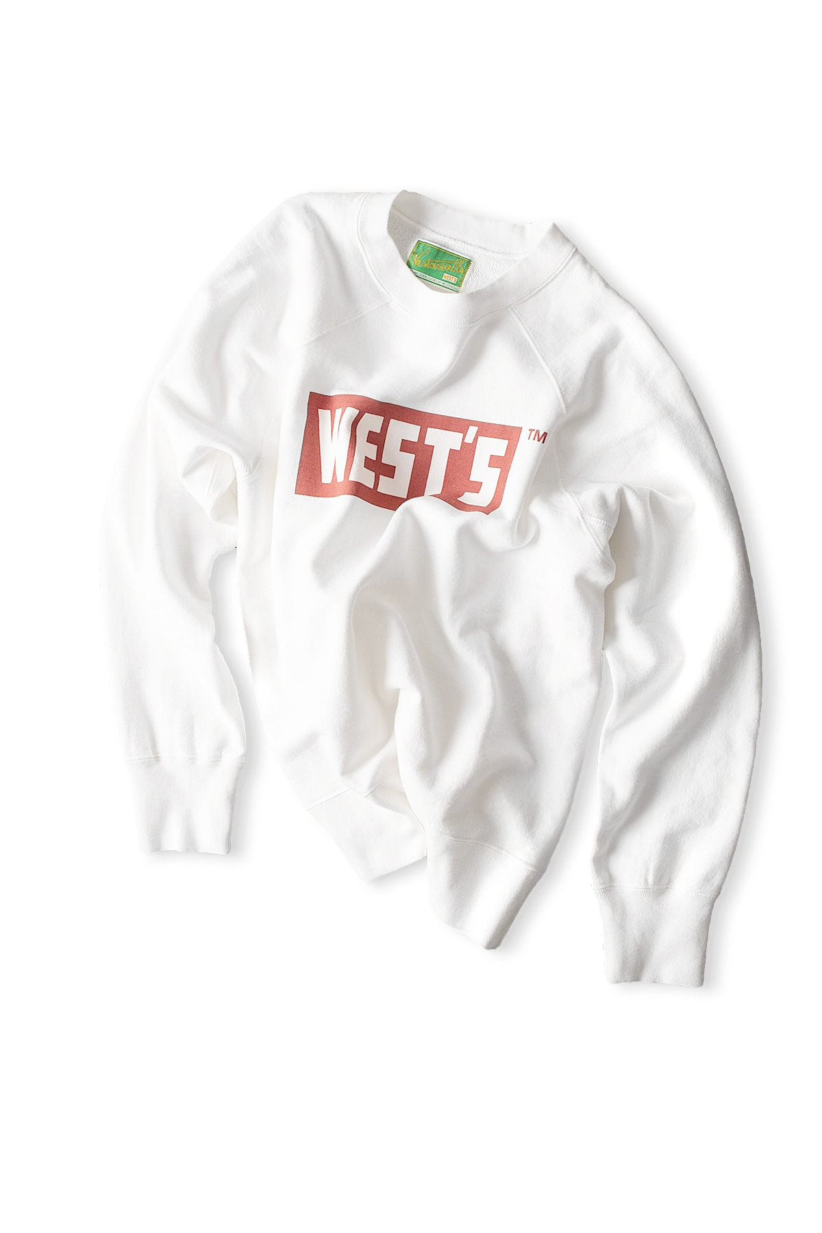 WESTOVERALLS : Wests Crew Sweat (Red)